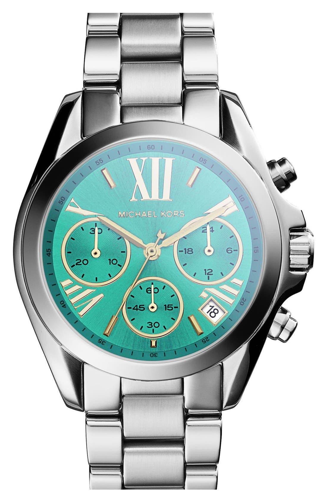 'Bradshaw - Mini' Chronograph Bracelet Watch, 36mm,                             Main thumbnail 4, color,