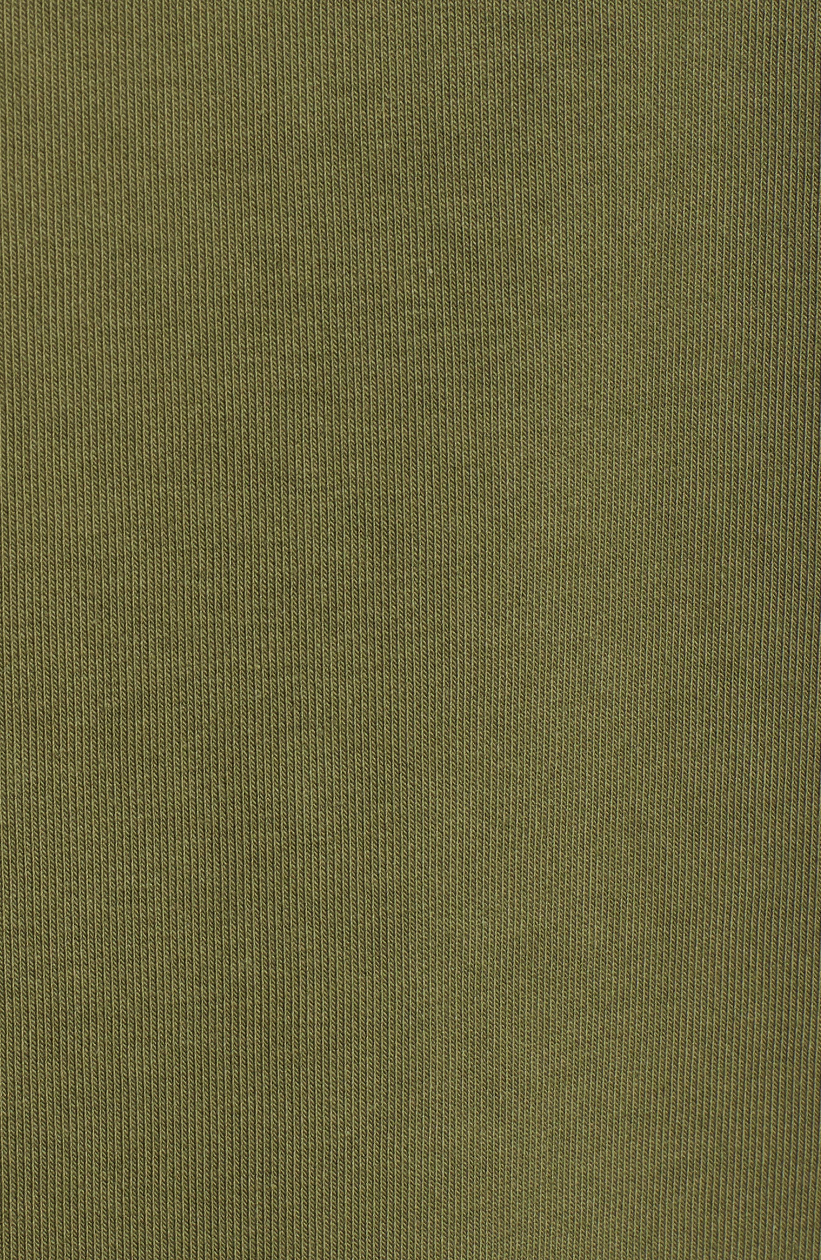Badge Logo Sweatshirt,                             Alternate thumbnail 6, color,                             302
