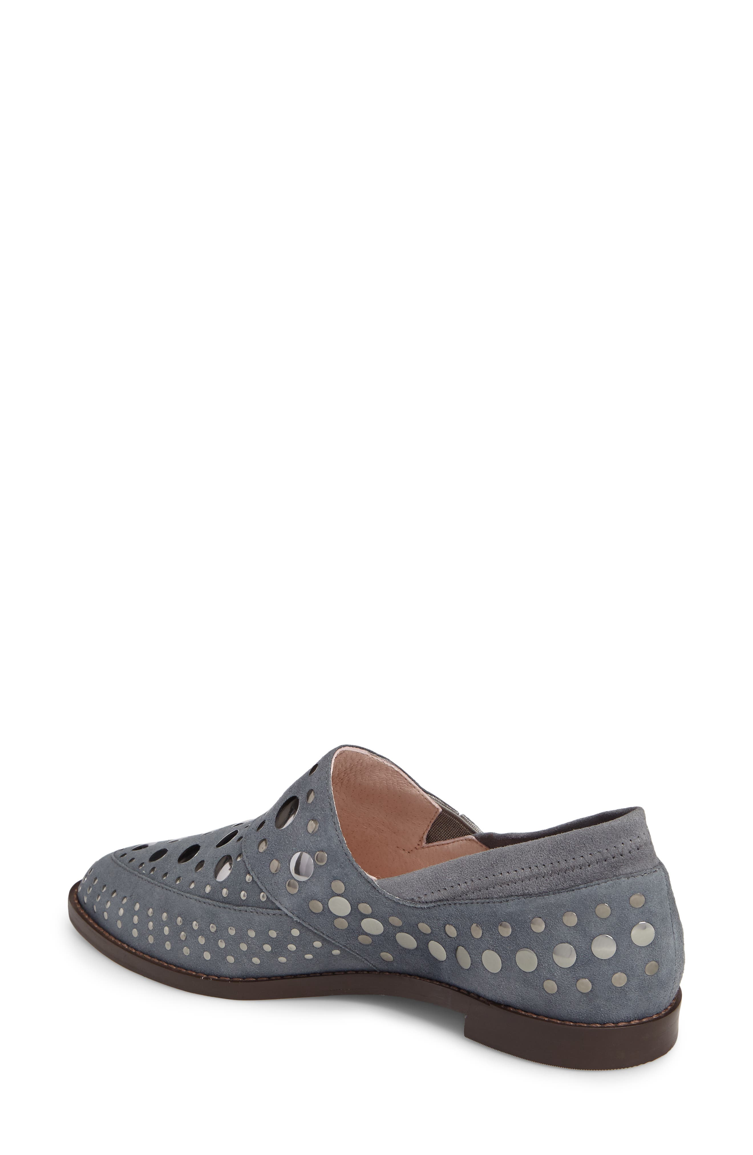 Ping Studded Loafer,                             Alternate thumbnail 5, color,