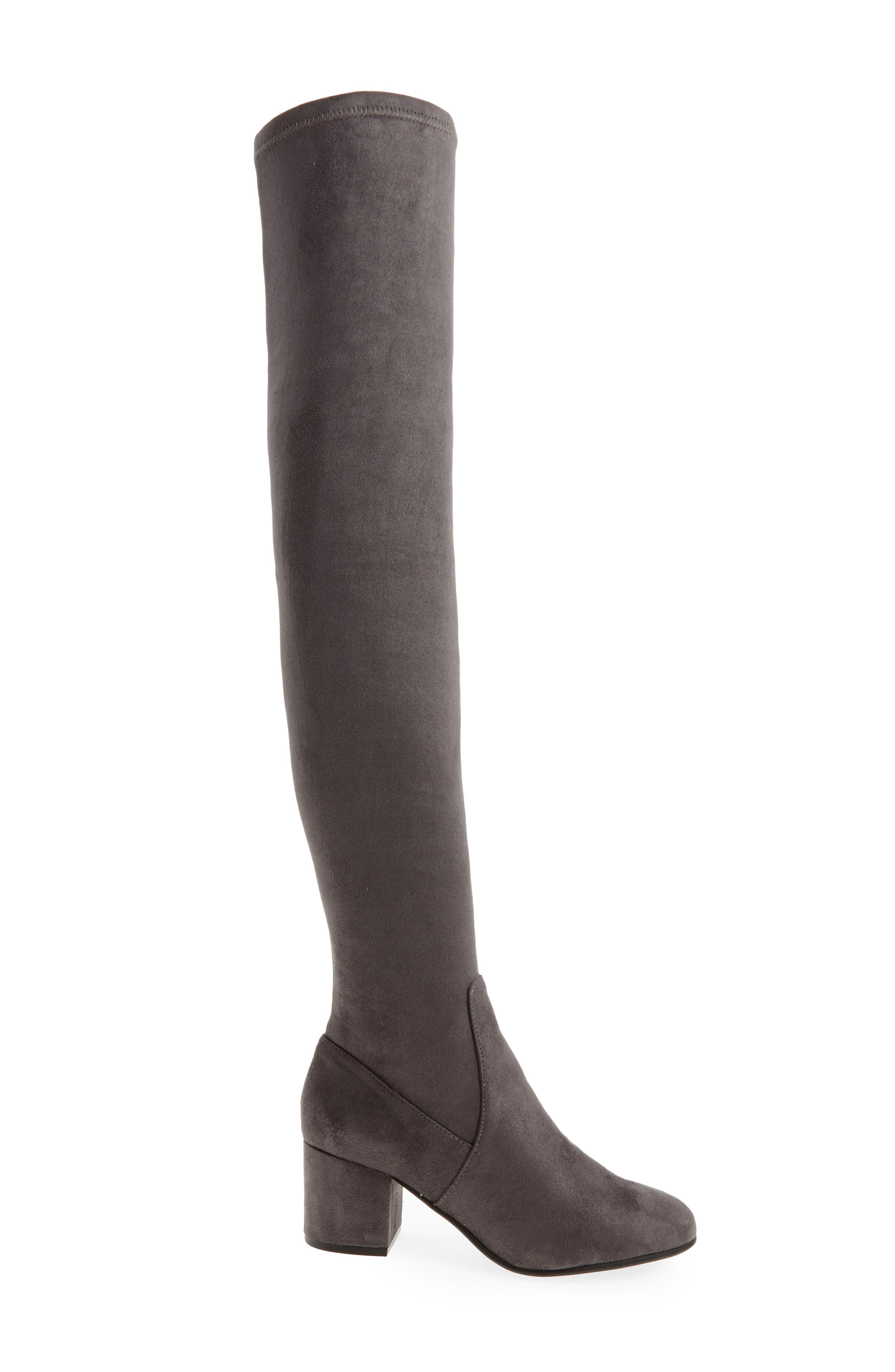Isaac Over the Knee Boot,                             Alternate thumbnail 6, color,