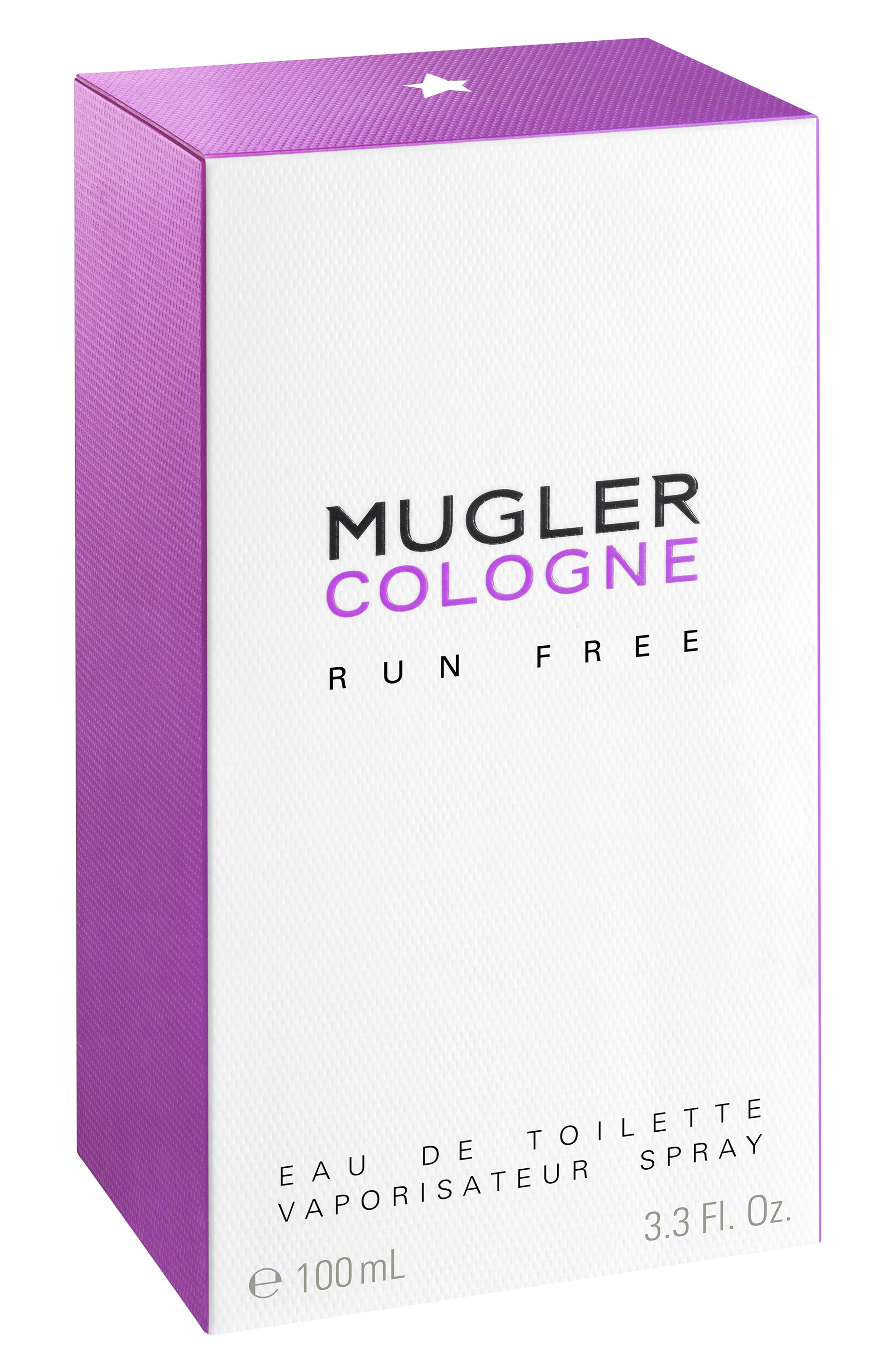 Run Free Cologne,                             Alternate thumbnail 2, color,                             NO COLOR