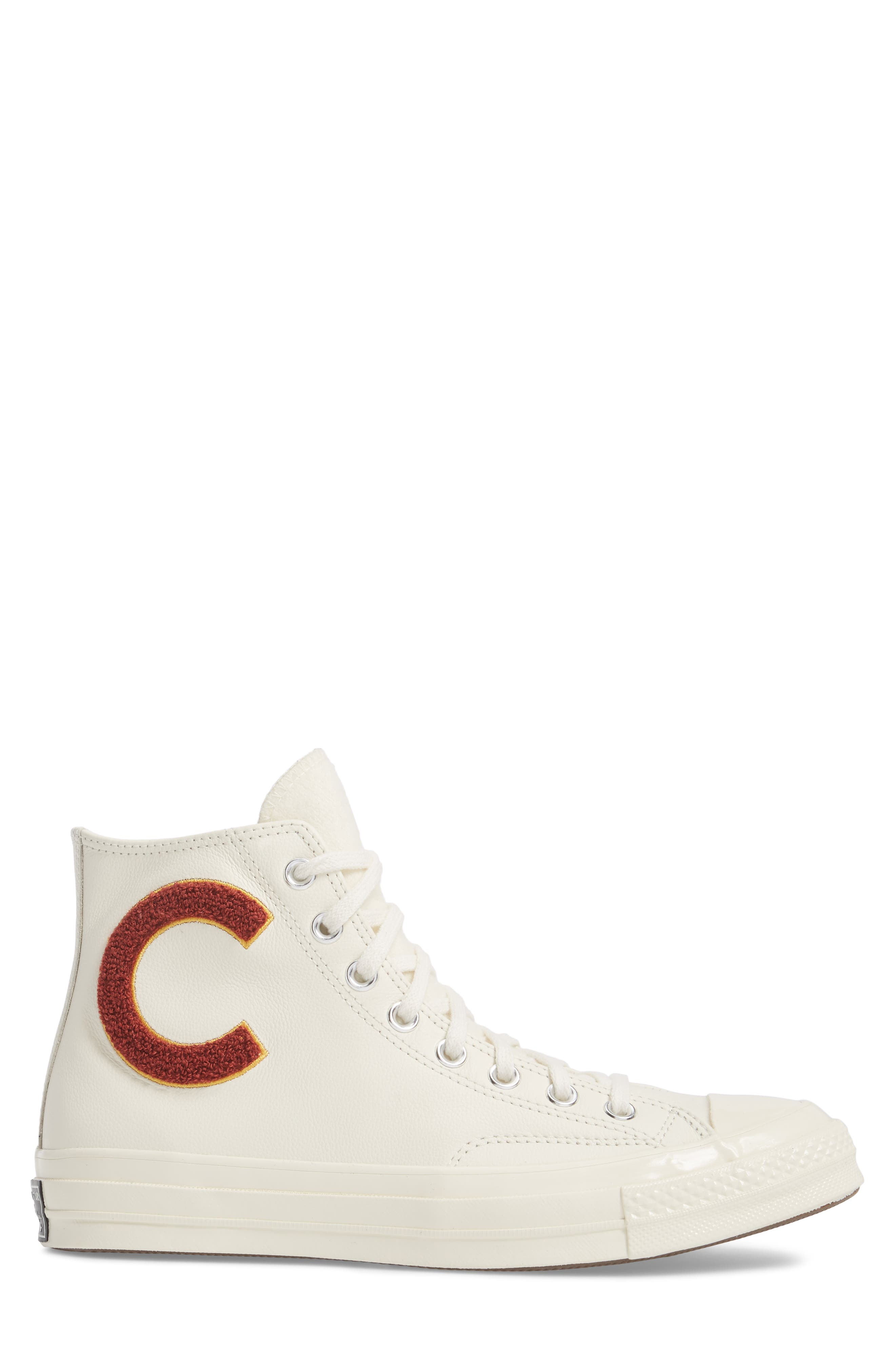 CONVERSE,                             Chuck Taylor<sup>®</sup> All Star<sup>®</sup> Wordmark High Top Sneaker,                             Alternate thumbnail 3, color,                             281