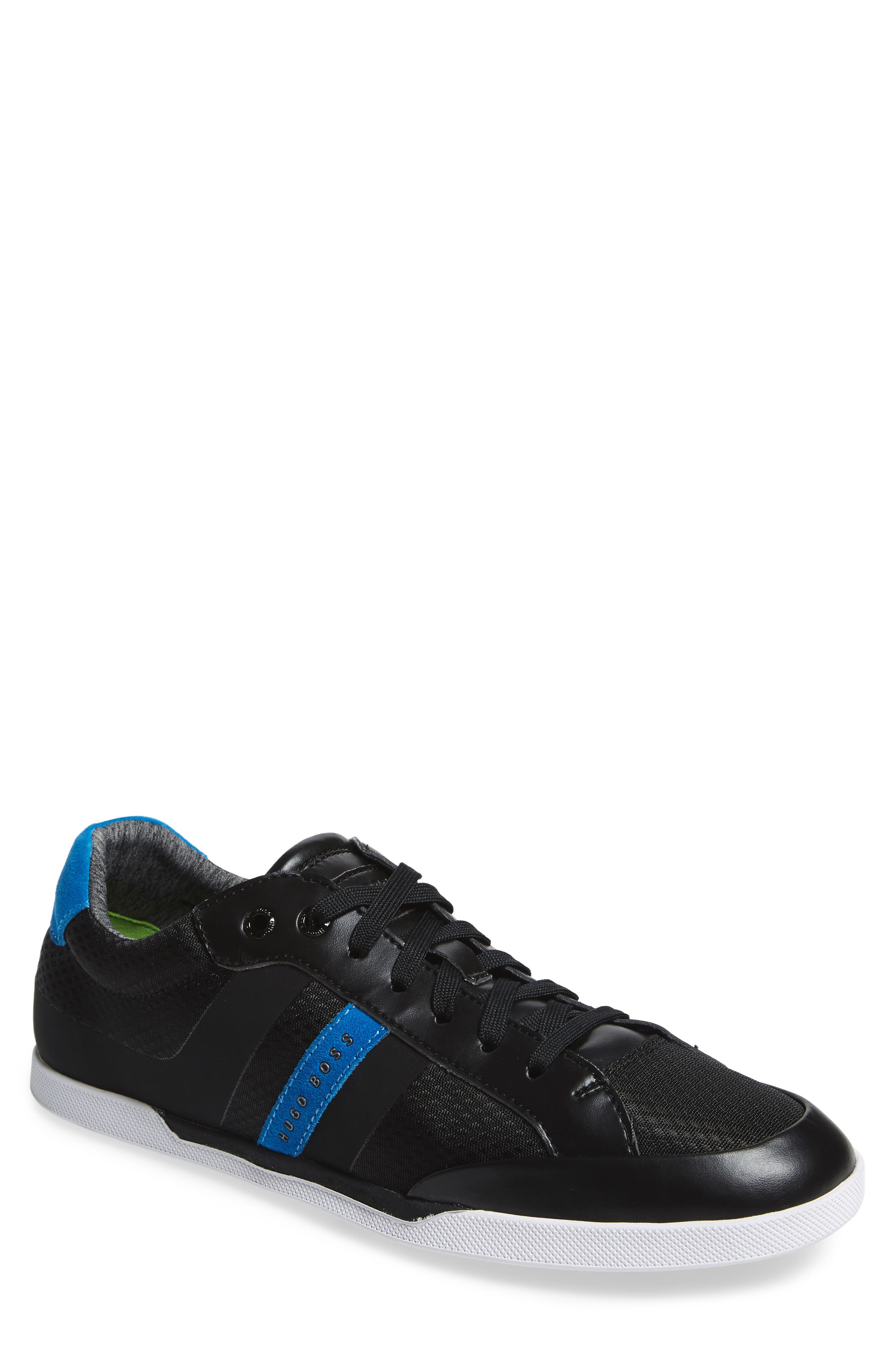 Shuttle Sneaker,                             Main thumbnail 1, color,                             BLACK