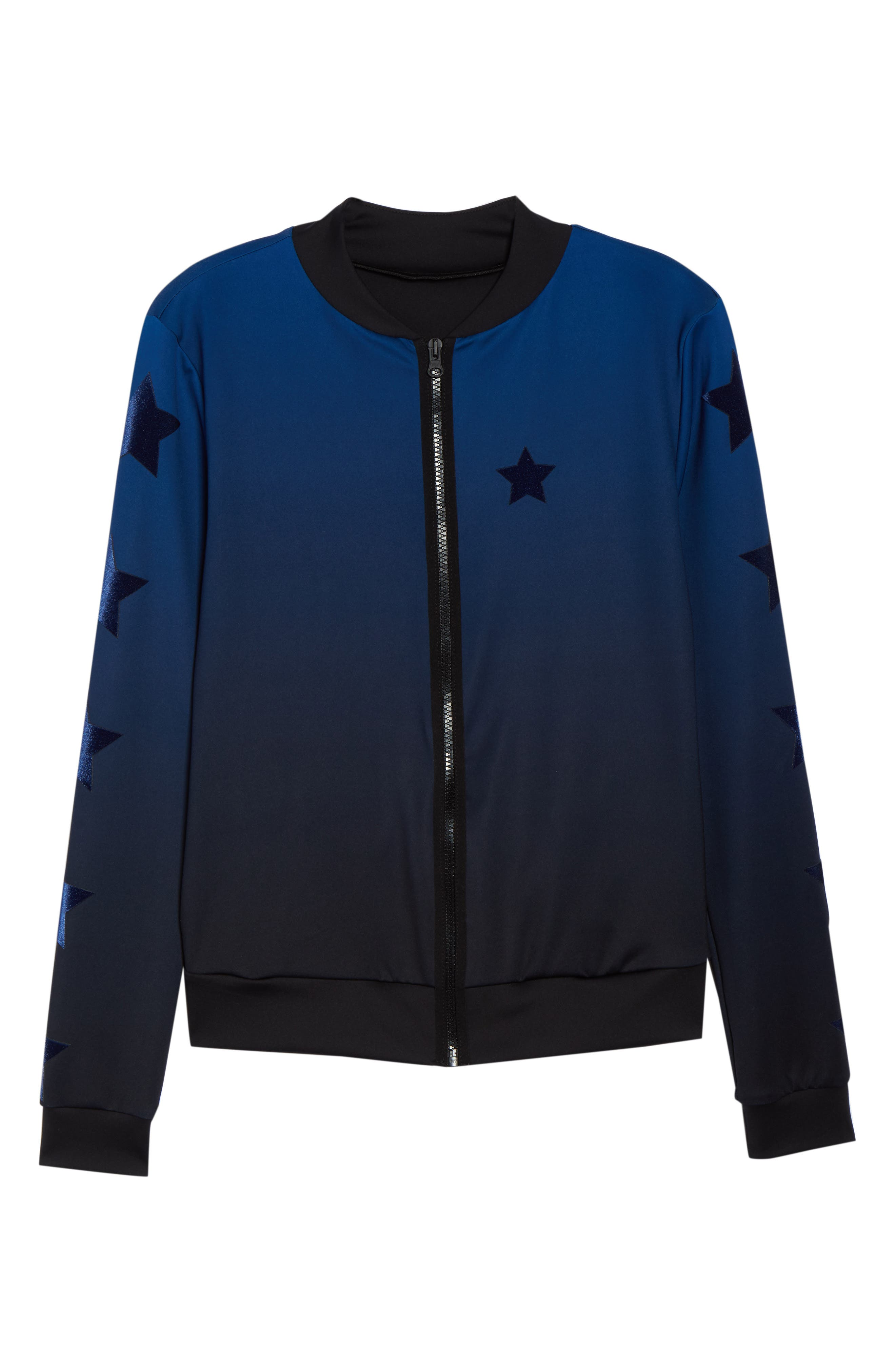 Gravity Gradient Track Jacket,                             Alternate thumbnail 7, color,                             406