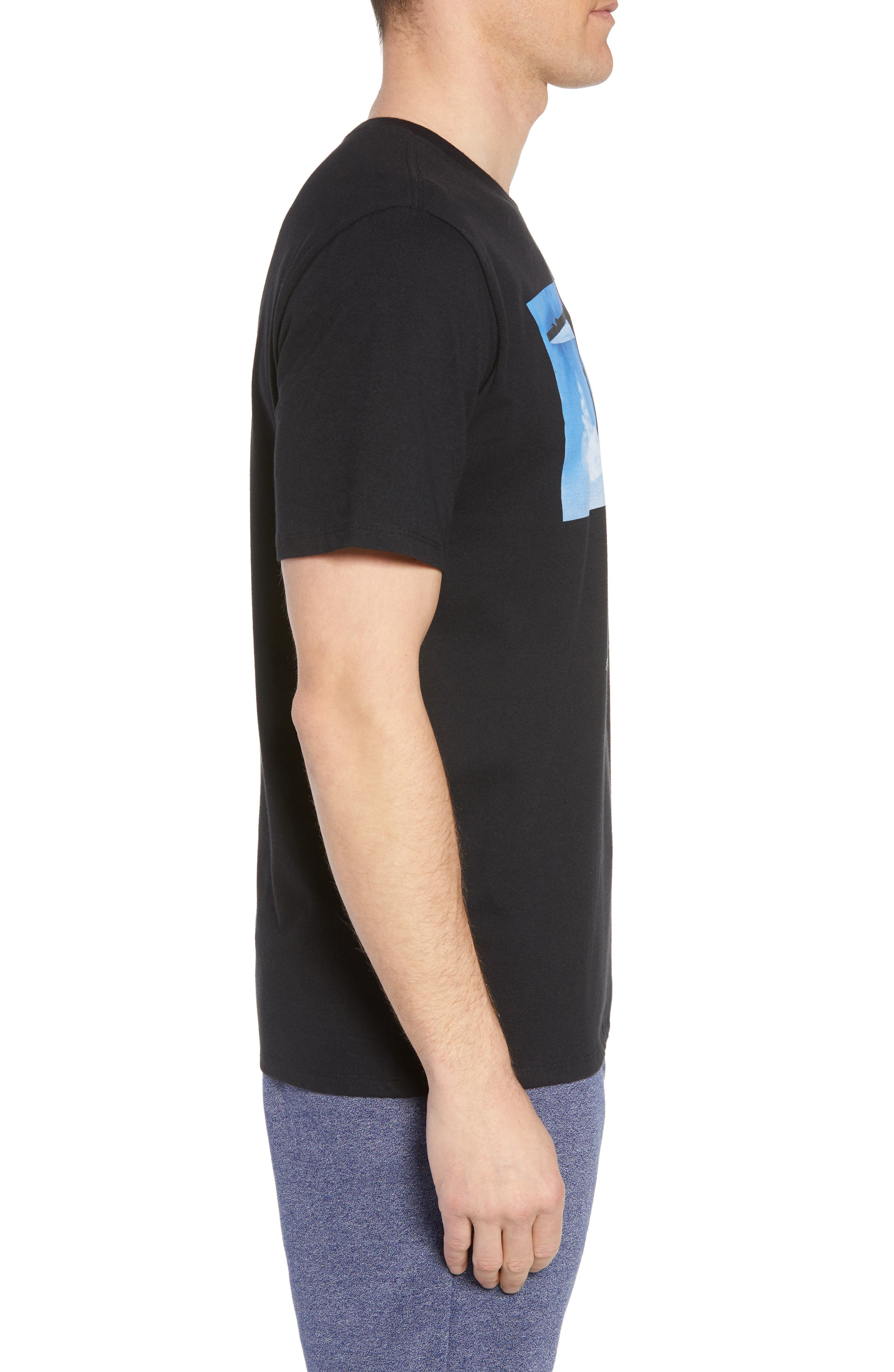 Dri-FIT Basketball Daydream T-Shirt,                             Alternate thumbnail 3, color,                             010