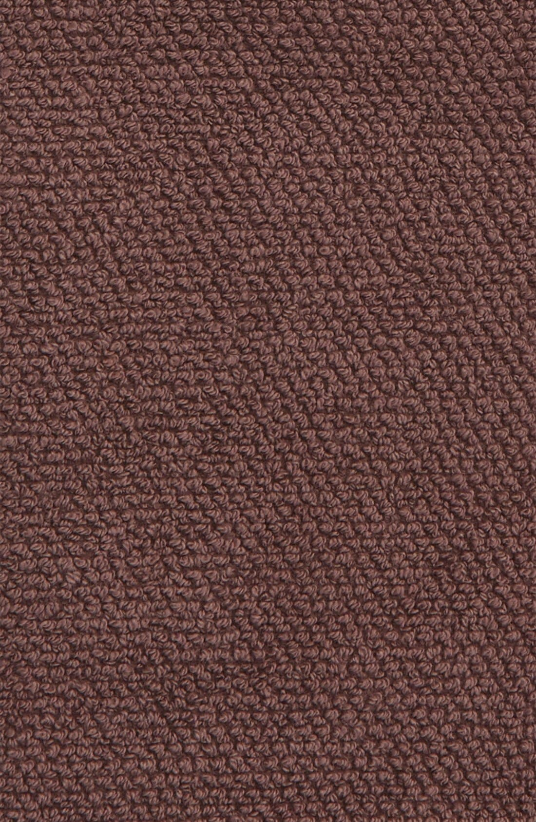 UGG<SUP>®</SUP>,                             Classic Luxe Wash Towel,                             Alternate thumbnail 3, color,                             RAISIN