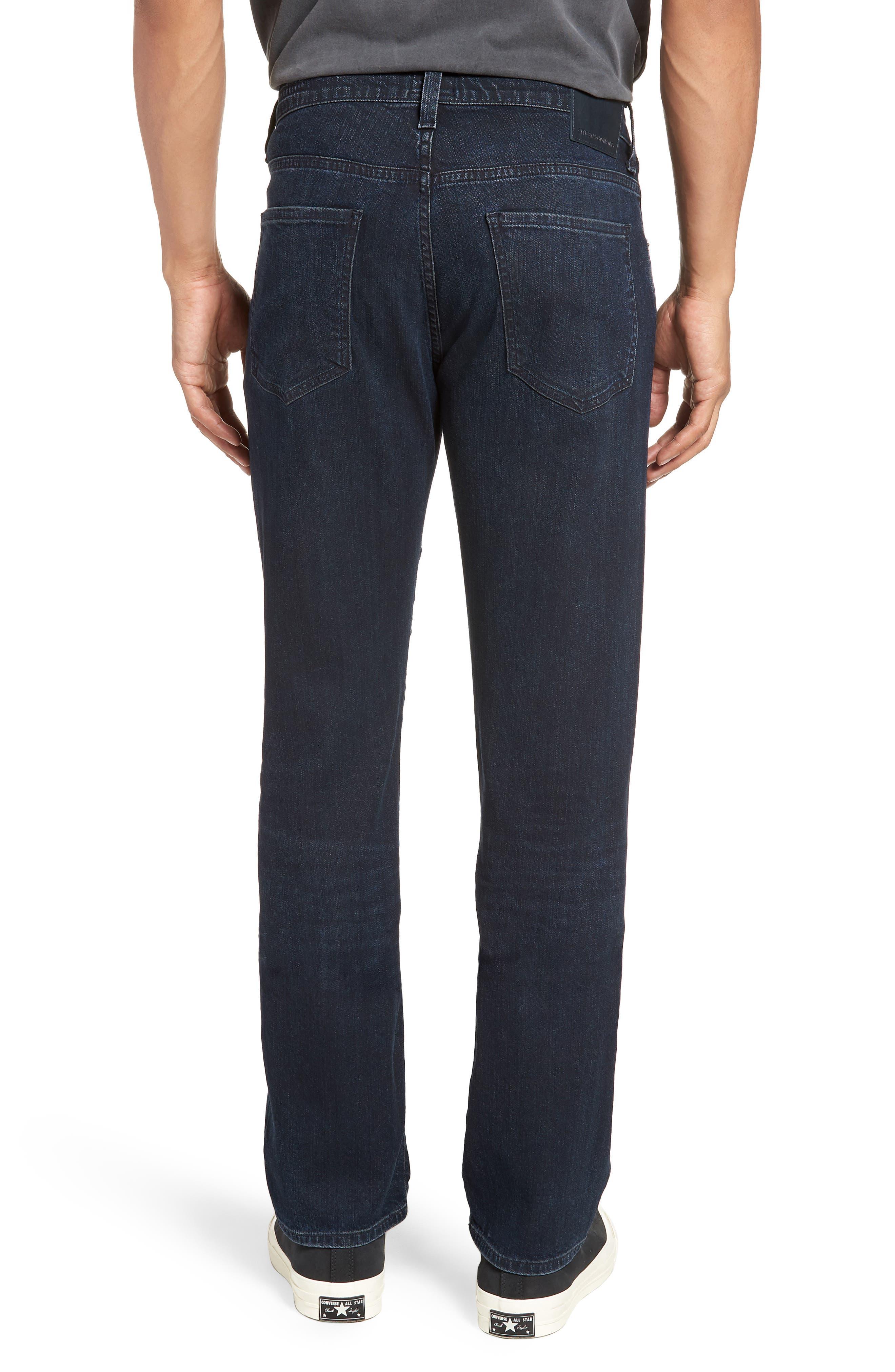 Sid Straight Leg Jeans,                             Alternate thumbnail 2, color,                             NATE