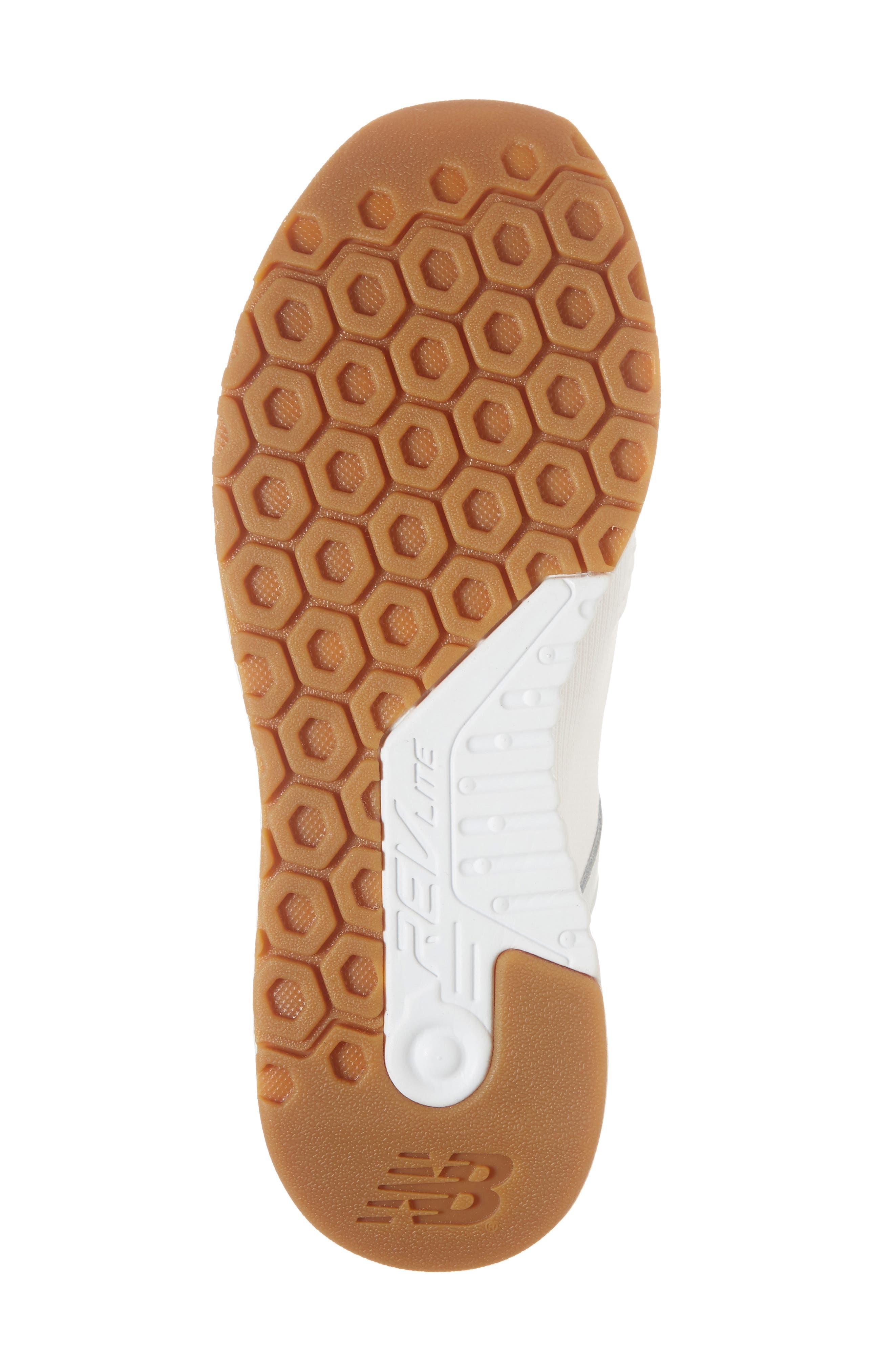 247 Sneaker,                             Alternate thumbnail 6, color,                             WHITE