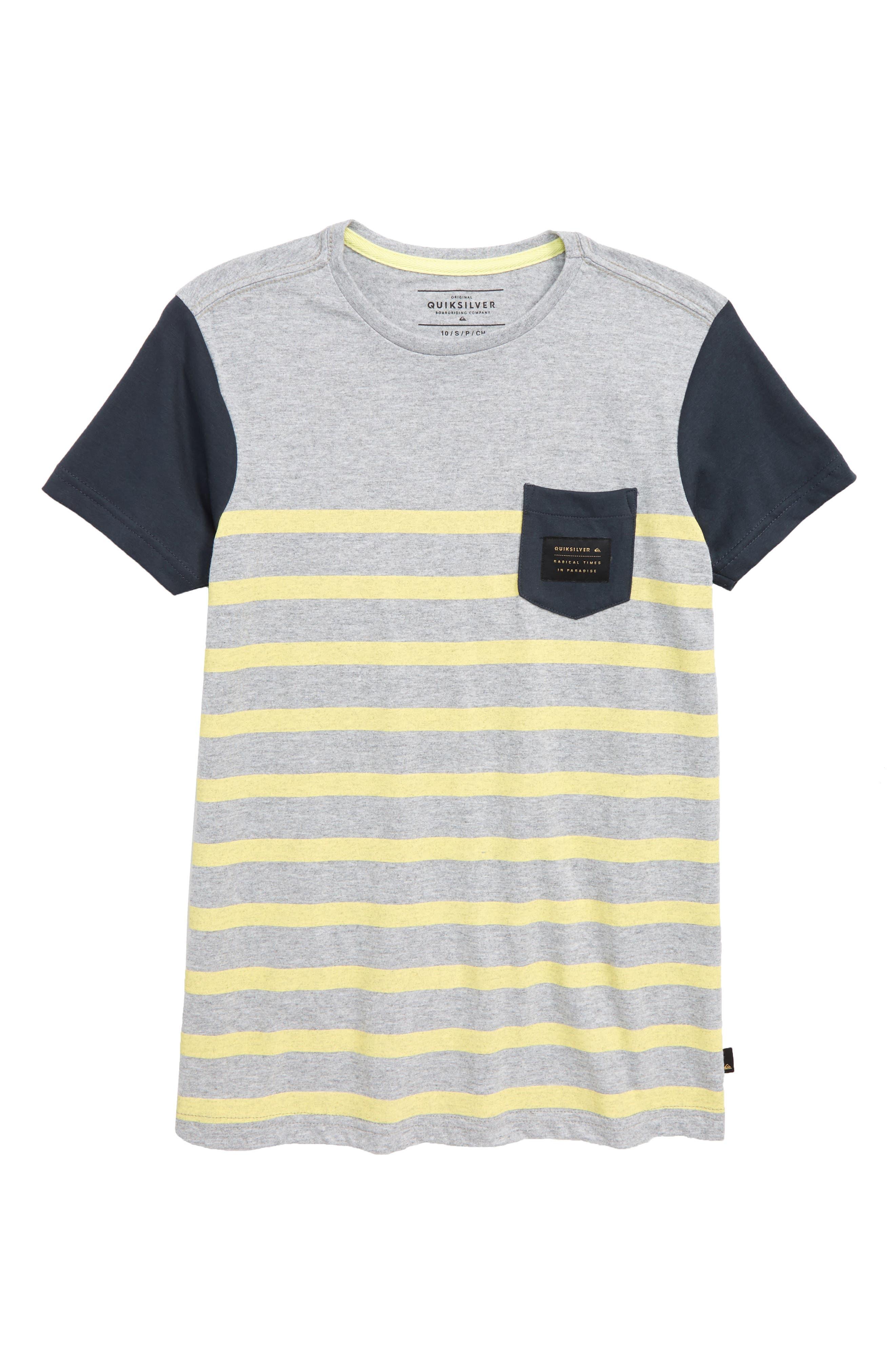 Hoopa Pocket T-Shirt,                             Main thumbnail 1, color,                             020
