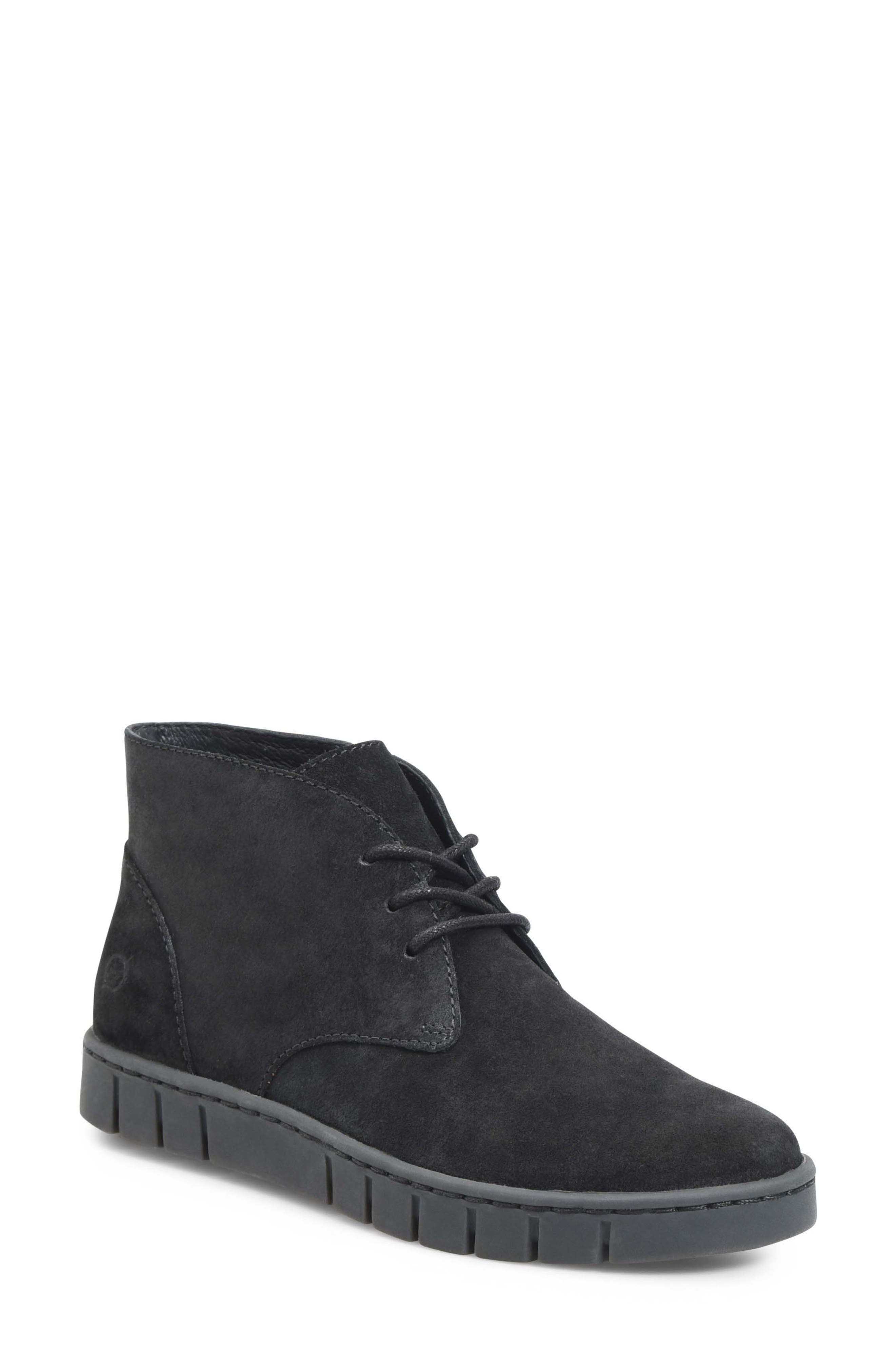 B?rn Calluna Desert Boot, Black