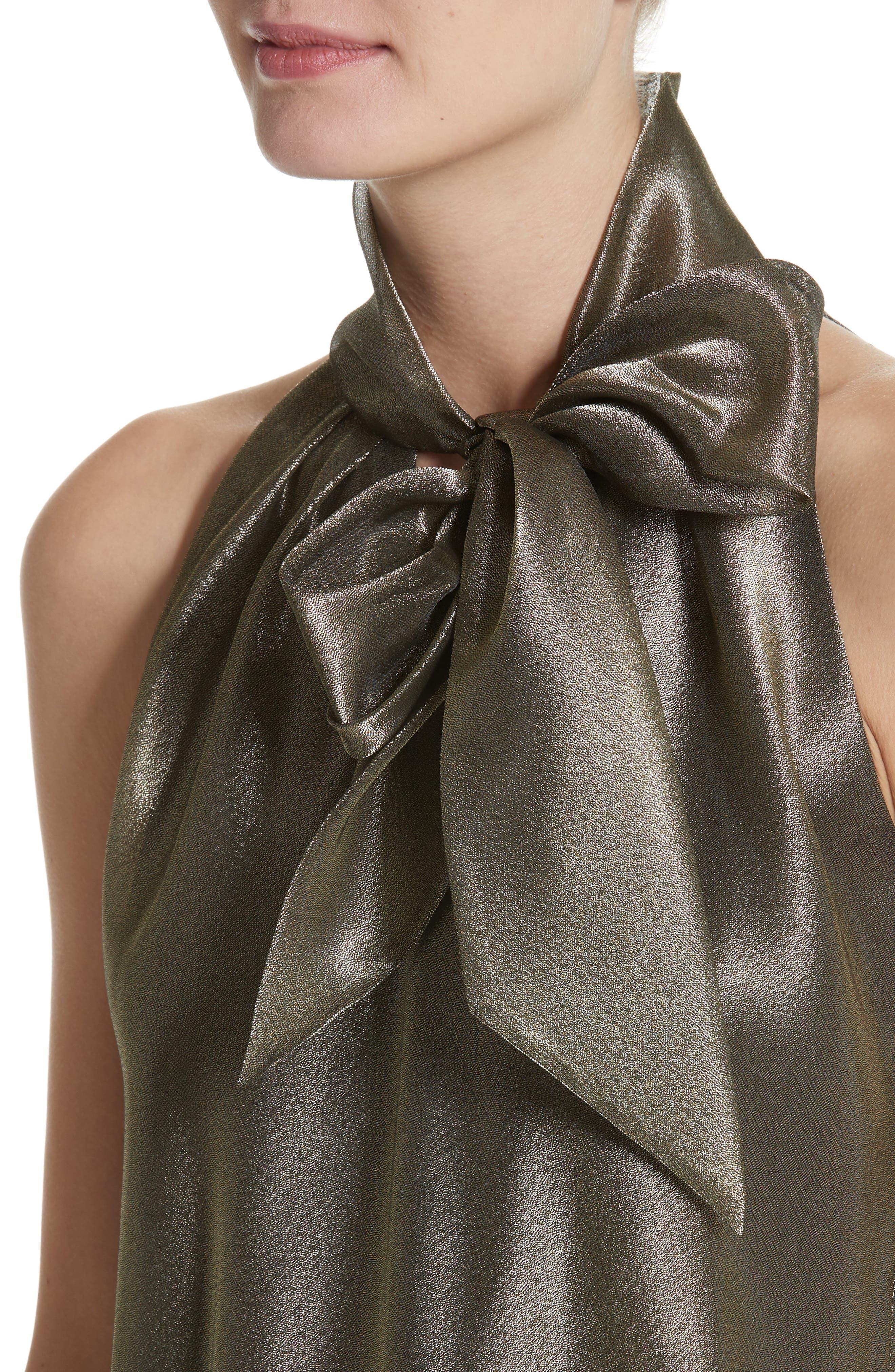 Julissa Bijoux Cloth Blouse,                             Alternate thumbnail 4, color,                             220
