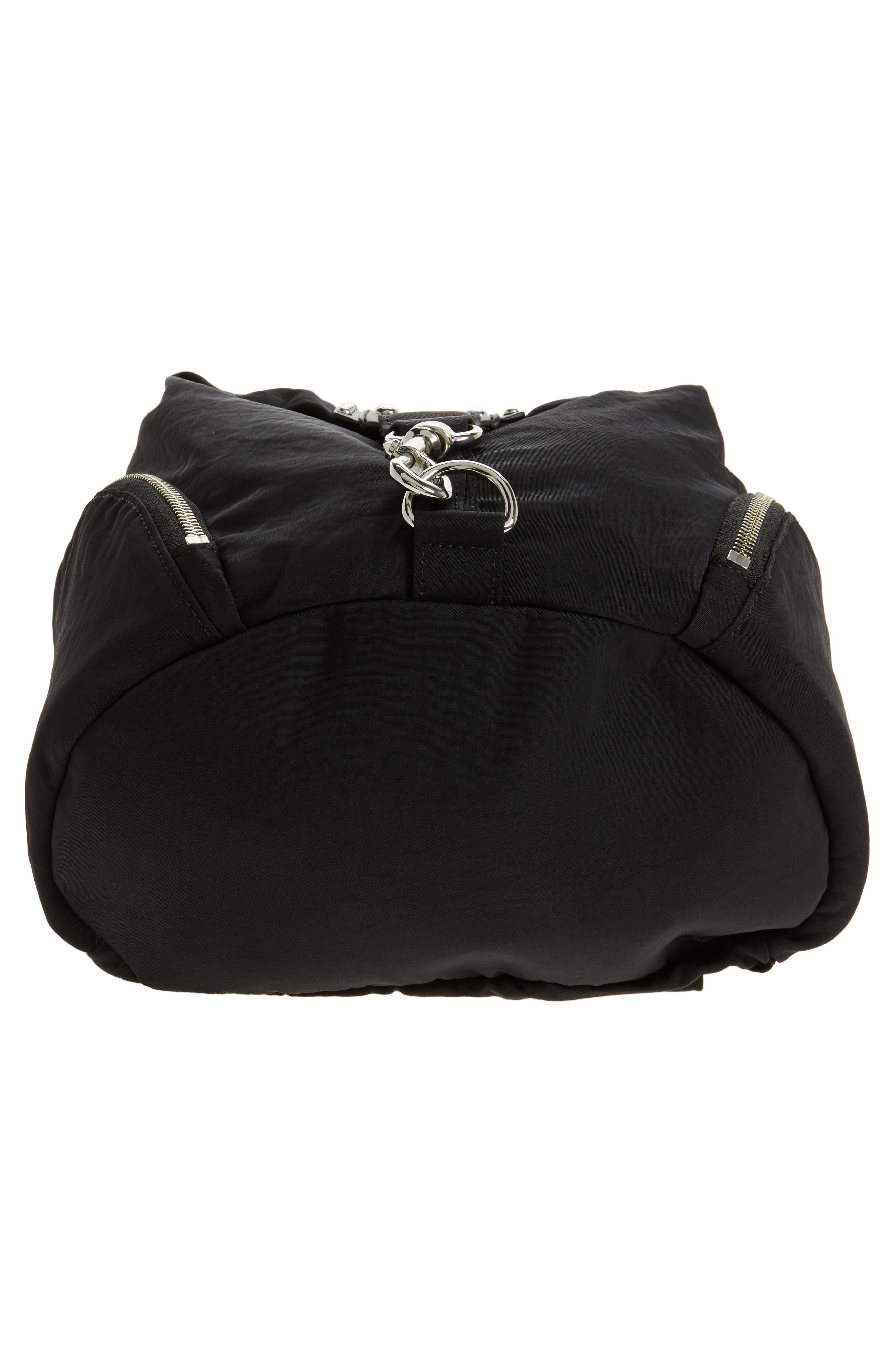 Julian Studded Nylon Backpack,                             Alternate thumbnail 6, color,