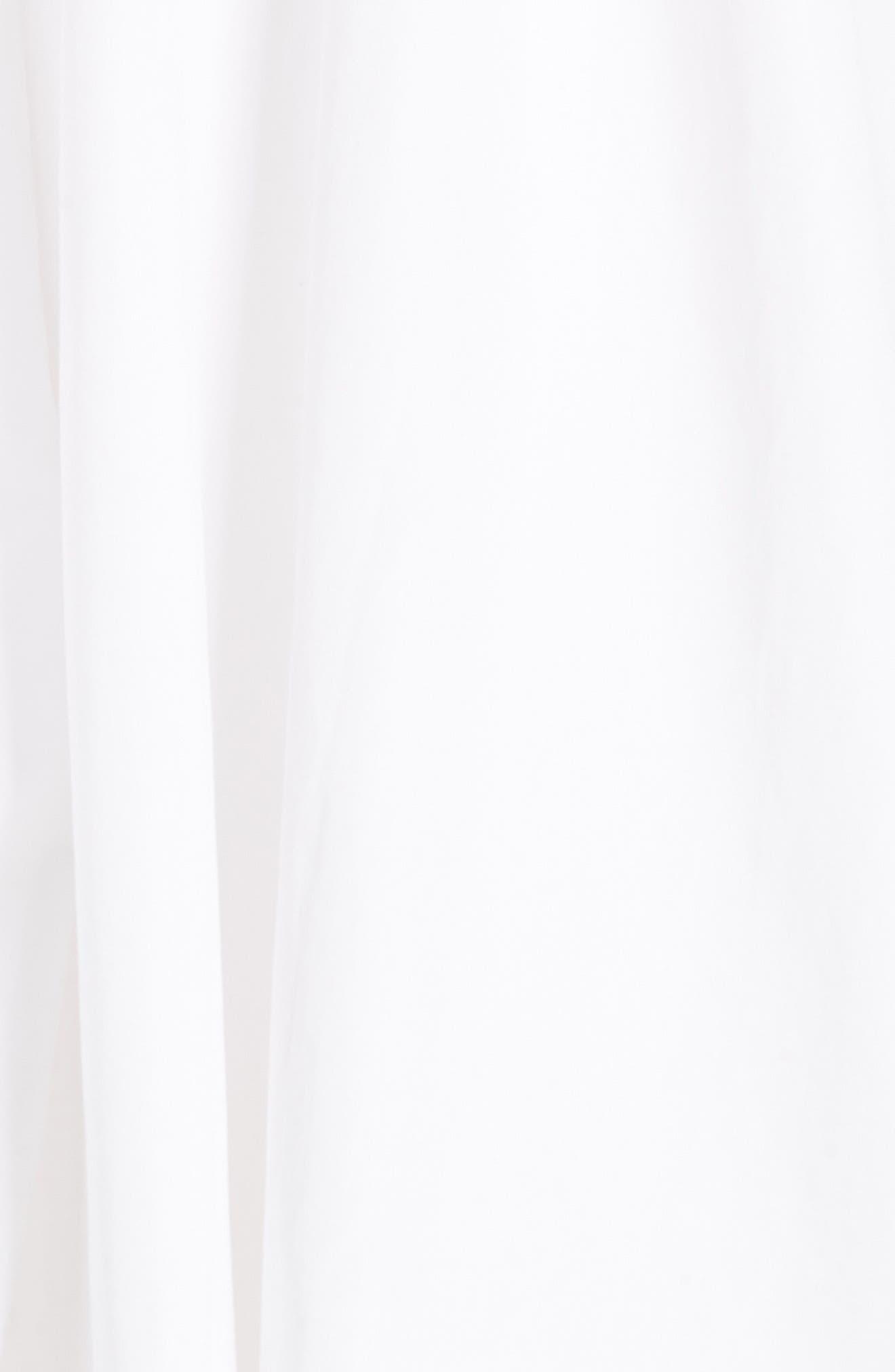 Bubble Hem Dress,                             Alternate thumbnail 6, color,                             400