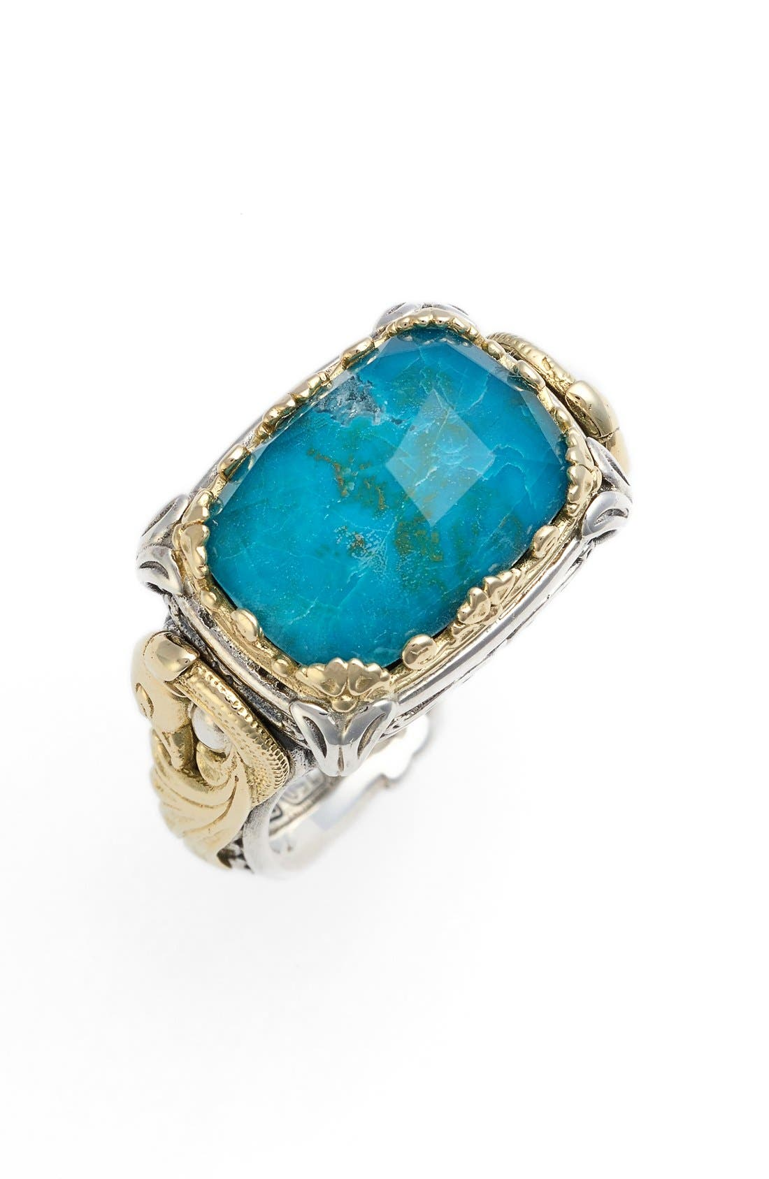 'Iliada' Doublet Ring,                             Main thumbnail 1, color,                             040
