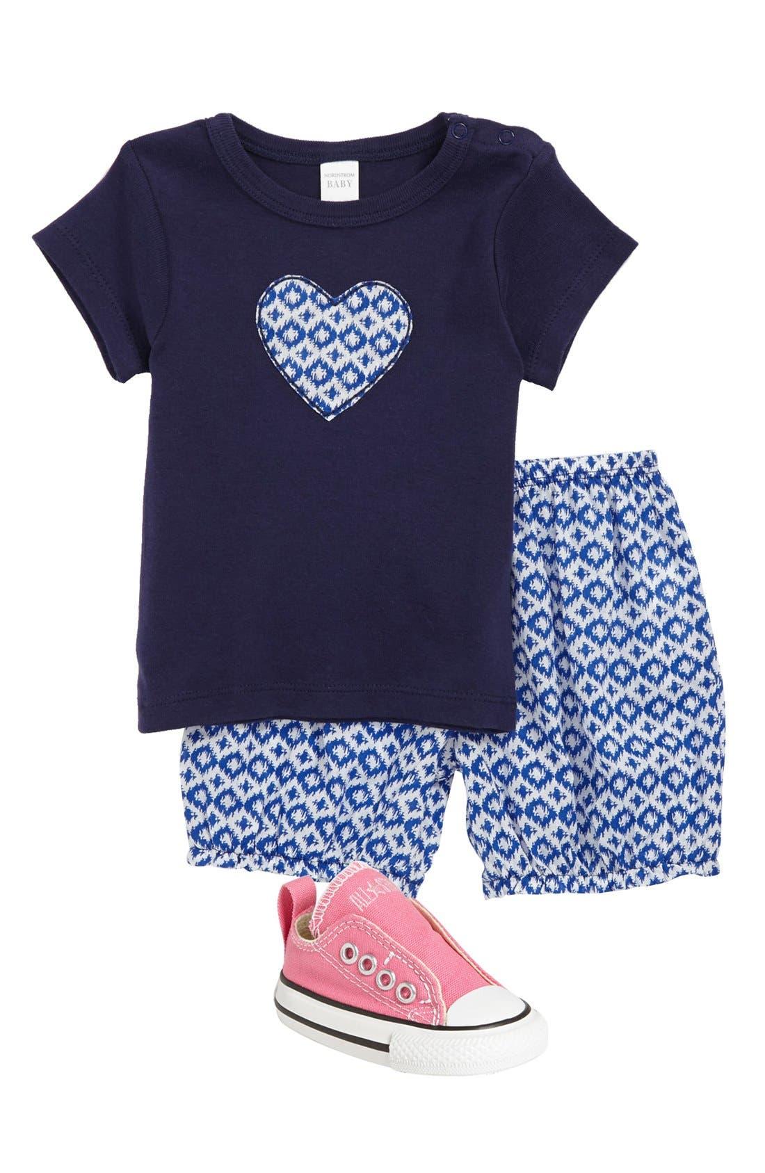 T-Shirt & Shorts,                             Alternate thumbnail 2, color,