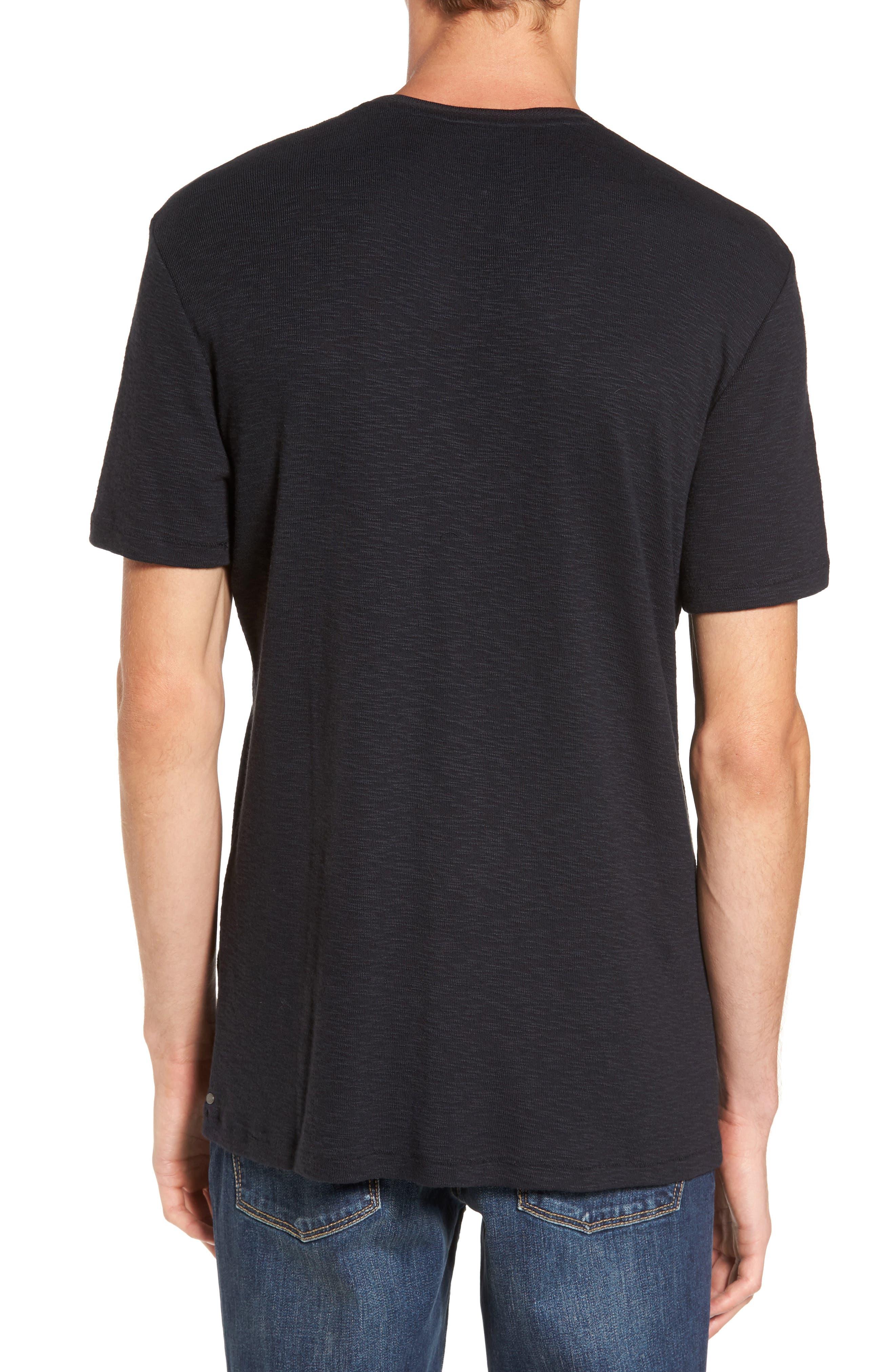 Capitola V-Neck T-Shirt,                             Alternate thumbnail 6, color,
