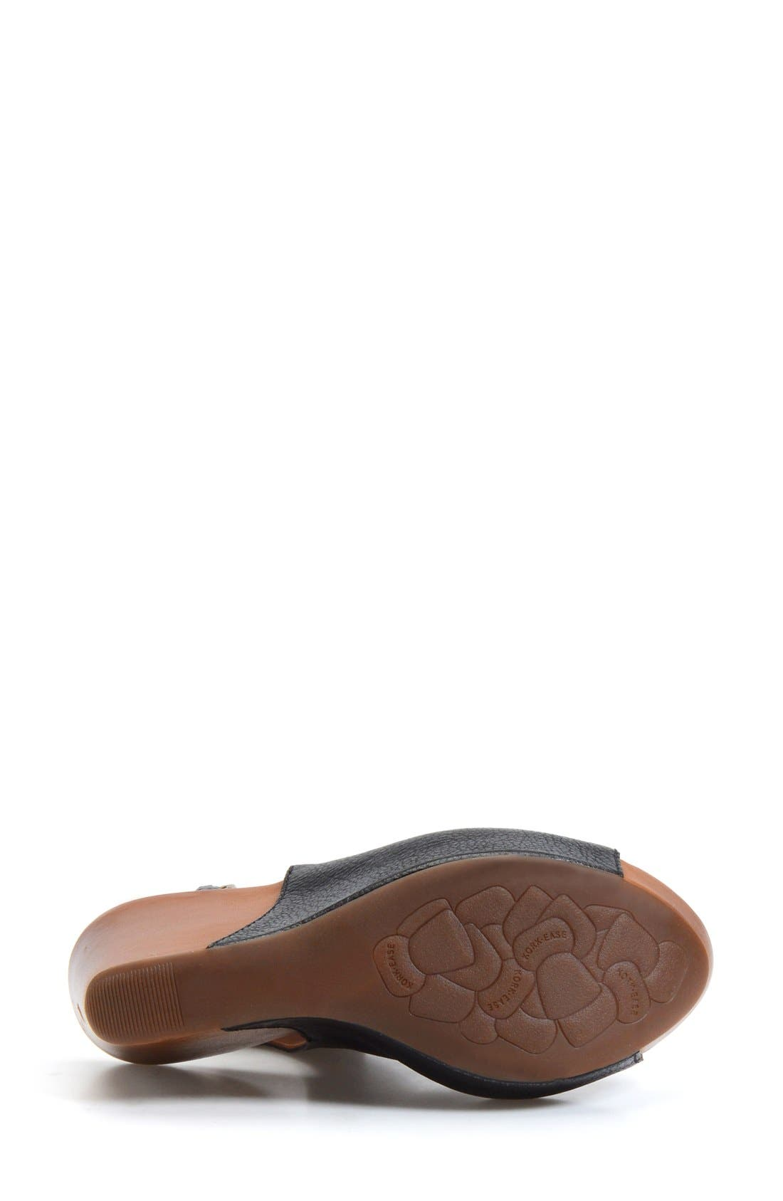 'Berit' Wedge Sandal,                             Alternate thumbnail 75, color,