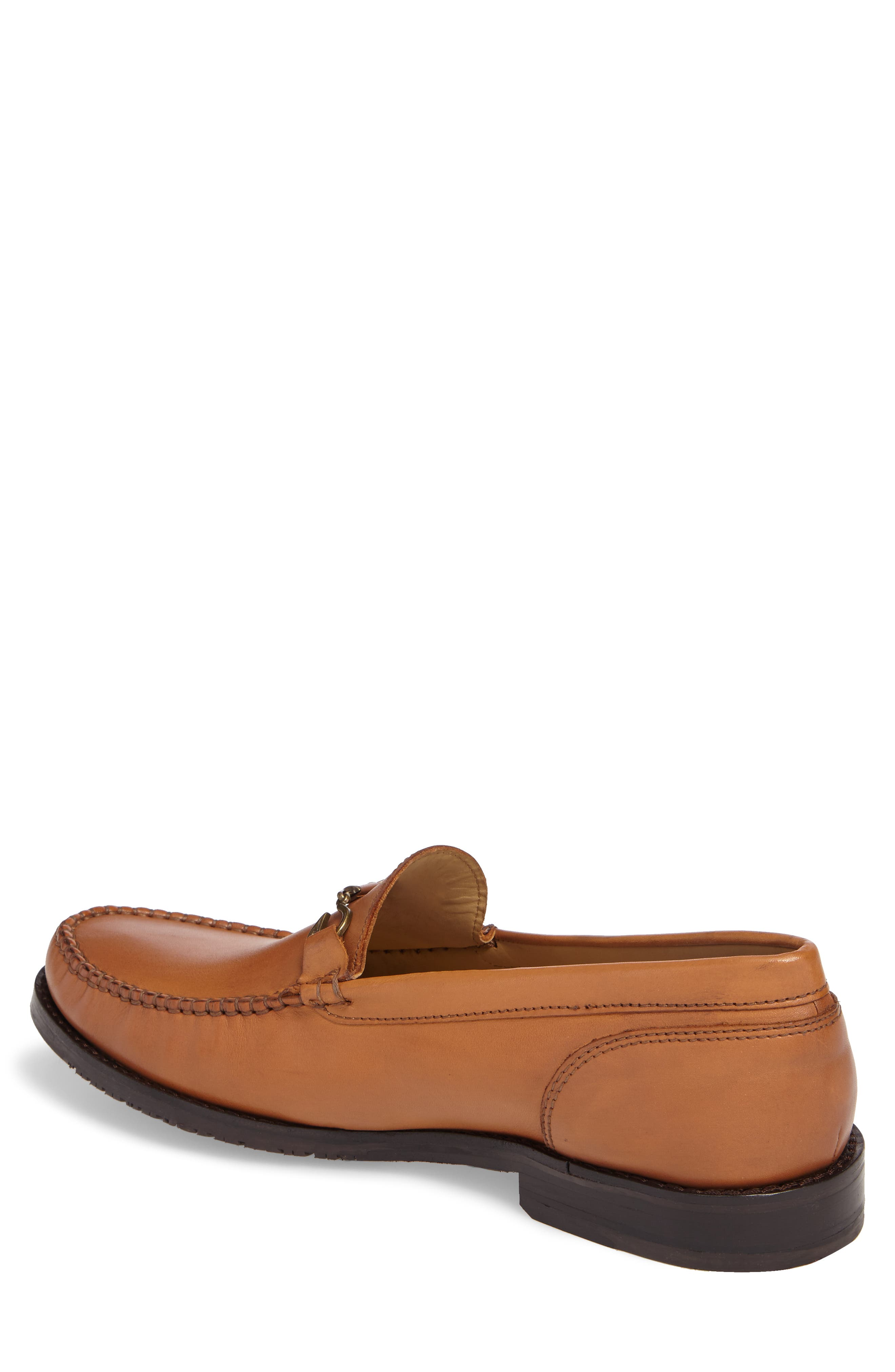 Maya Bay Bit Loafer,                             Alternate thumbnail 2, color,                             TAN LEATHER