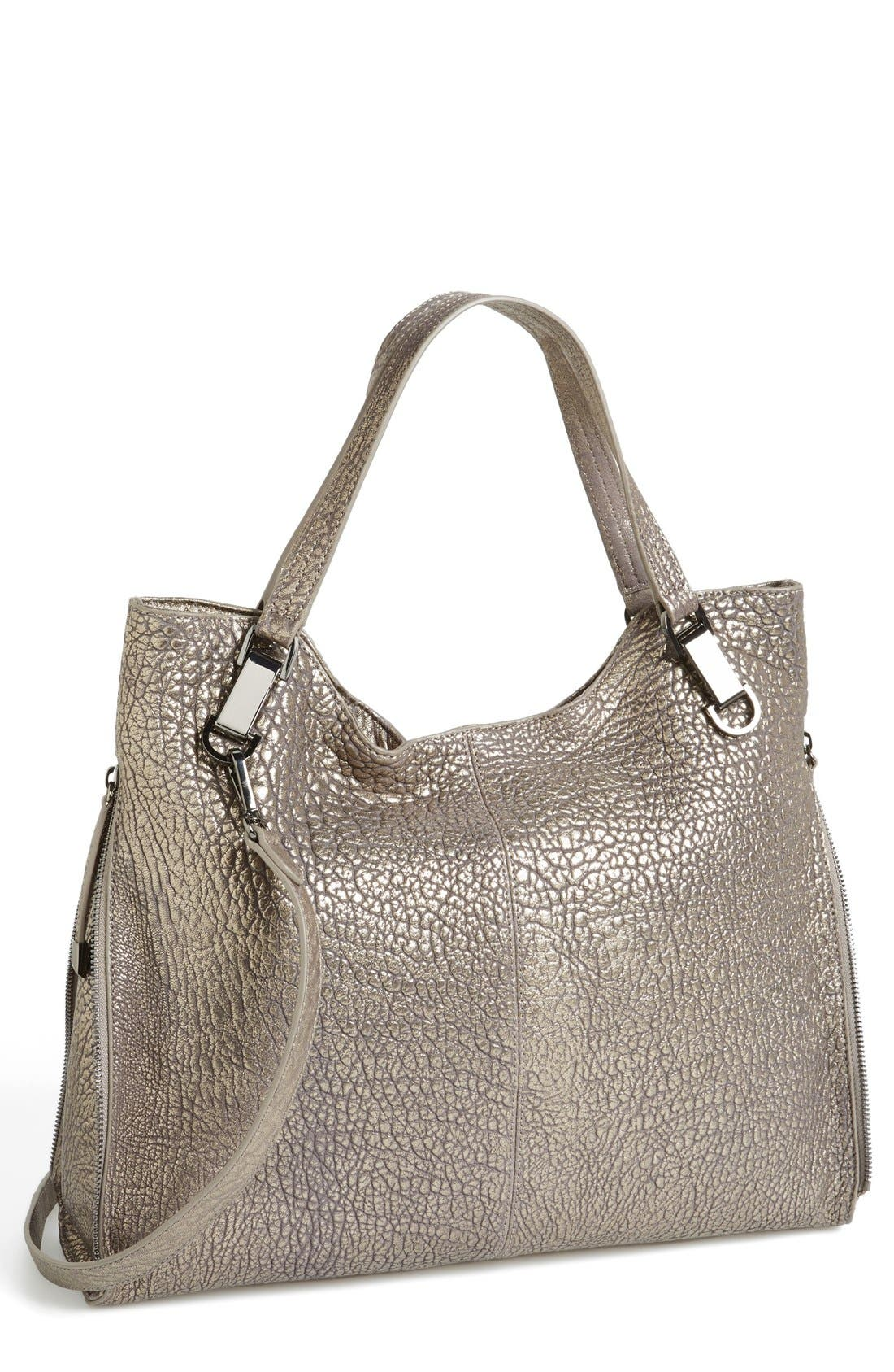 'Riley' Leather Tote,                             Main thumbnail 8, color,