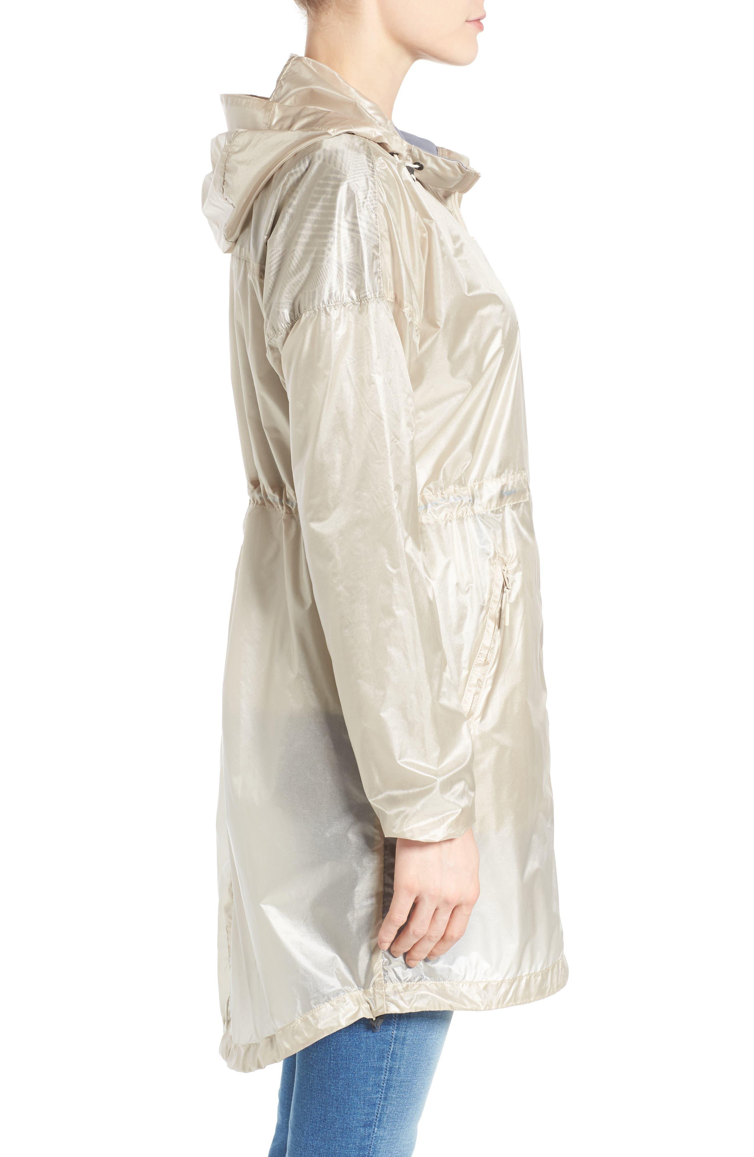 Ripstop Nylon Coat,                             Alternate thumbnail 3, color,                             274
