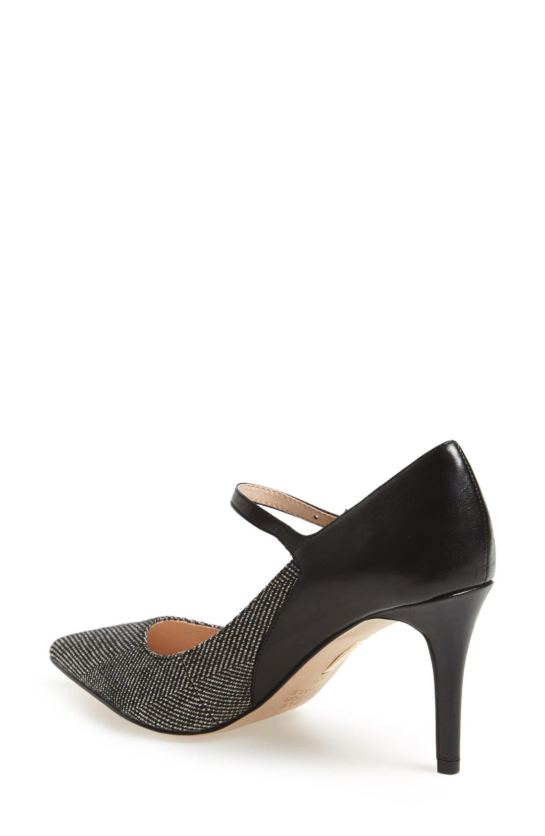 'Ione' Mary Jane Pump,                             Alternate thumbnail 3, color,                             020