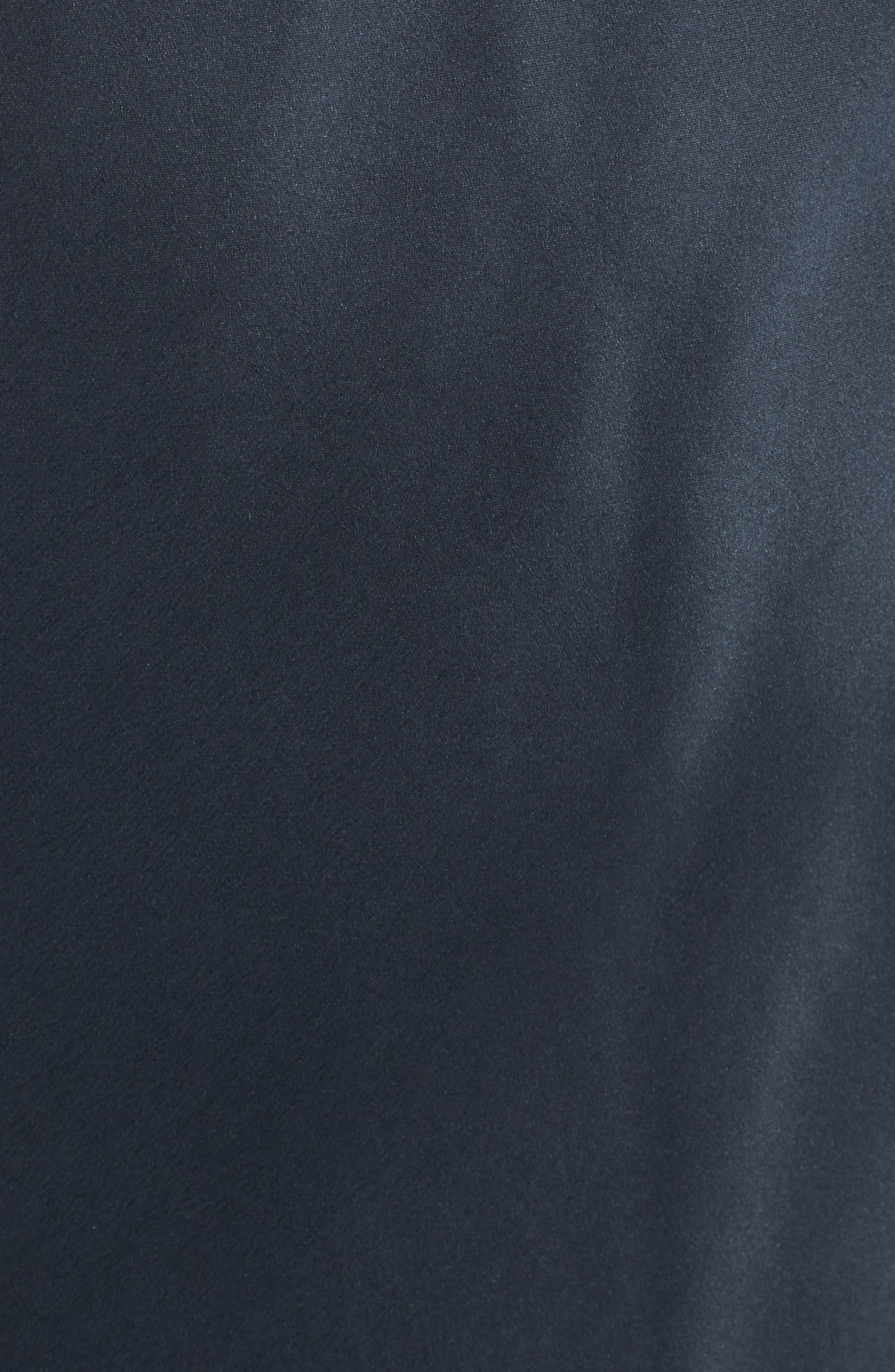 Bias Cut Silk Skirt,                             Alternate thumbnail 5, color,                             025