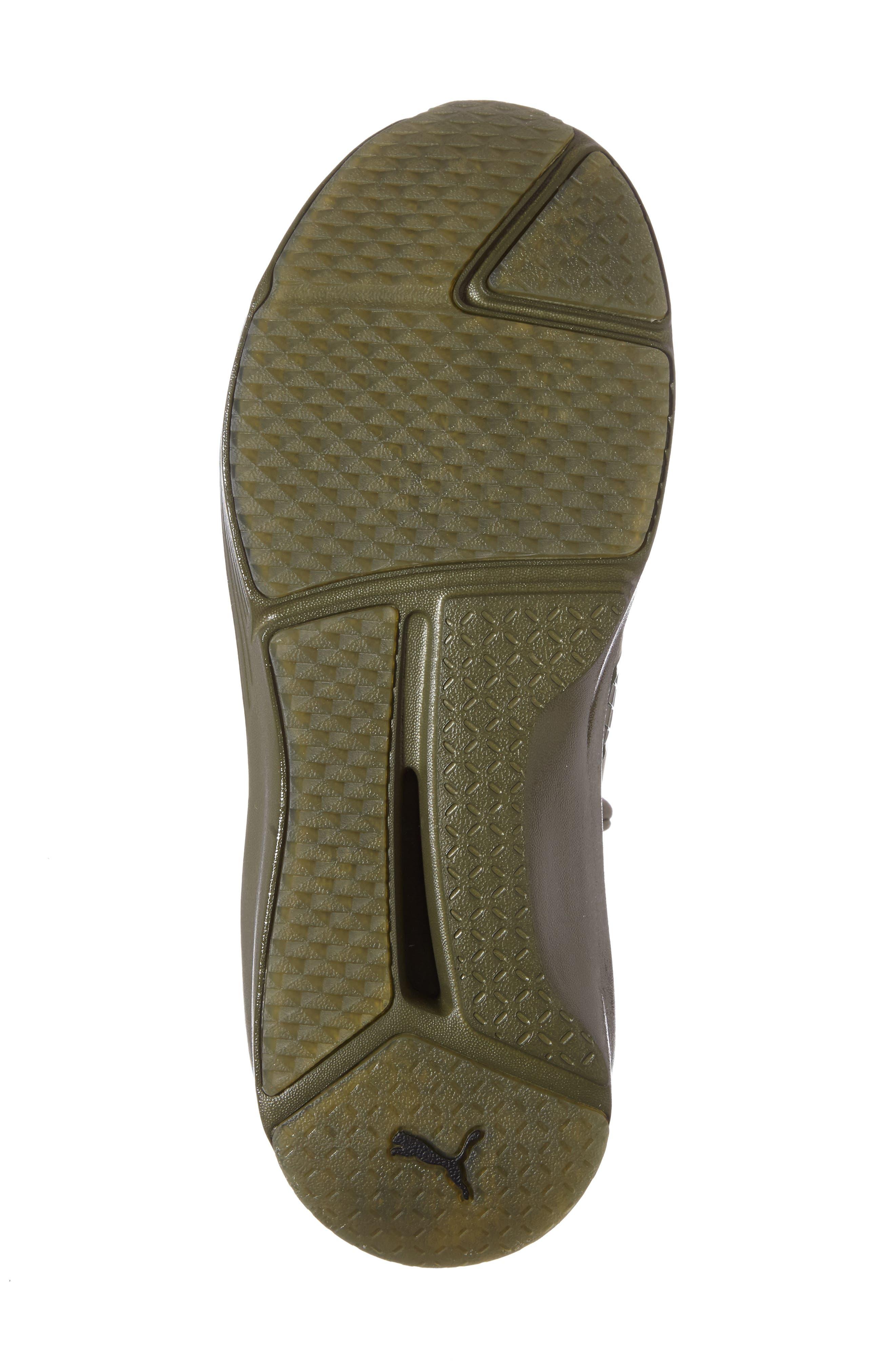 Fierce KRM High Top Sneaker,                             Alternate thumbnail 10, color,