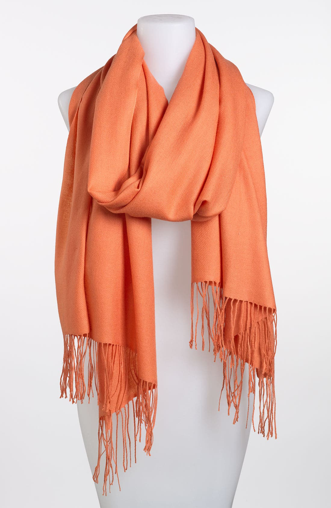 Tissue Weight Wool & Cashmere Wrap,                             Main thumbnail 171, color,