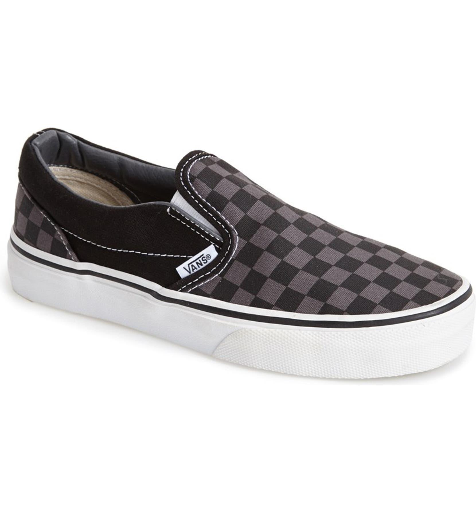 afbdb316163b12 Vans Classic Checker Slip-On (Toddler