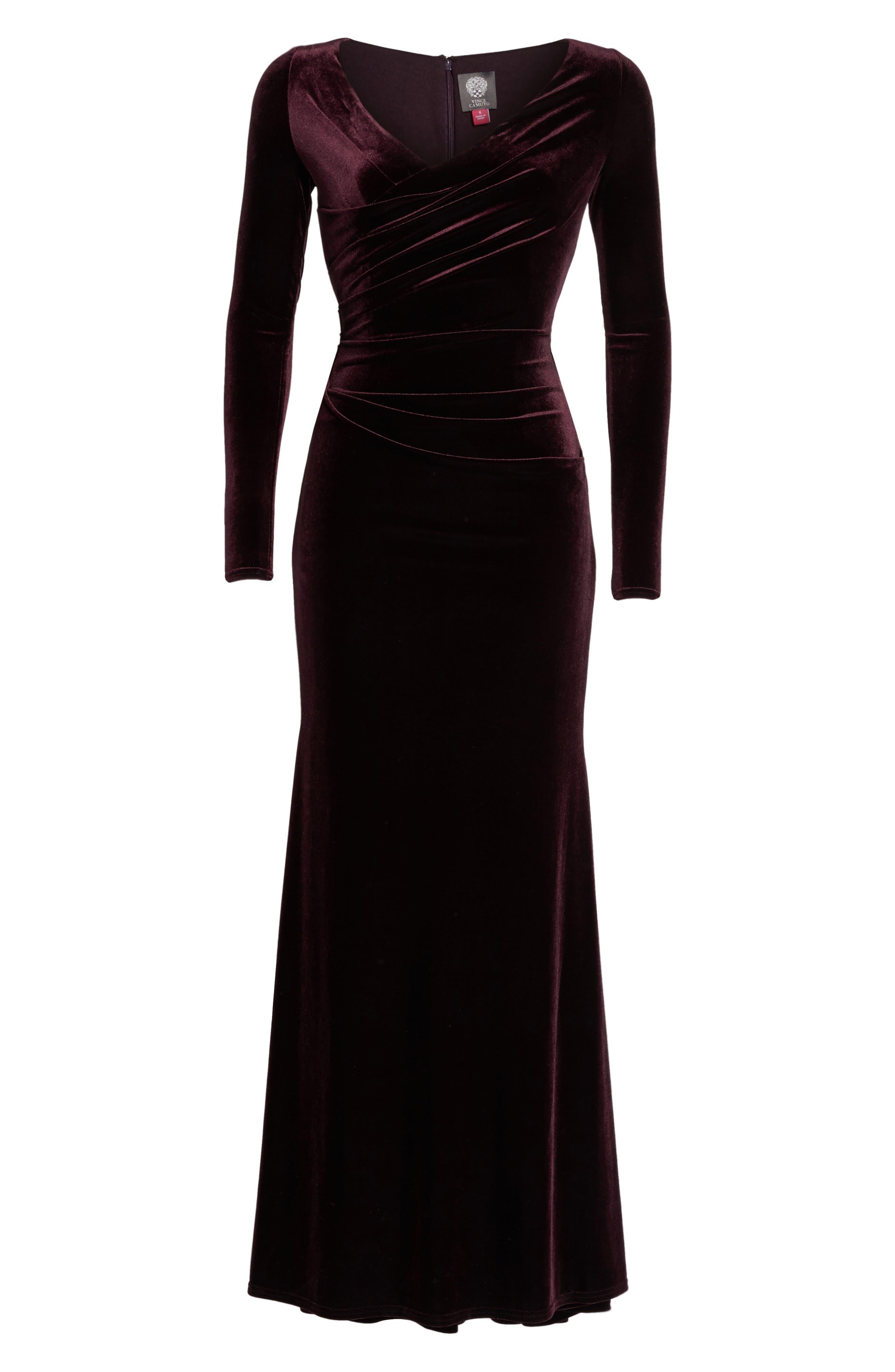 Velvet Gown,                             Alternate thumbnail 25, color,