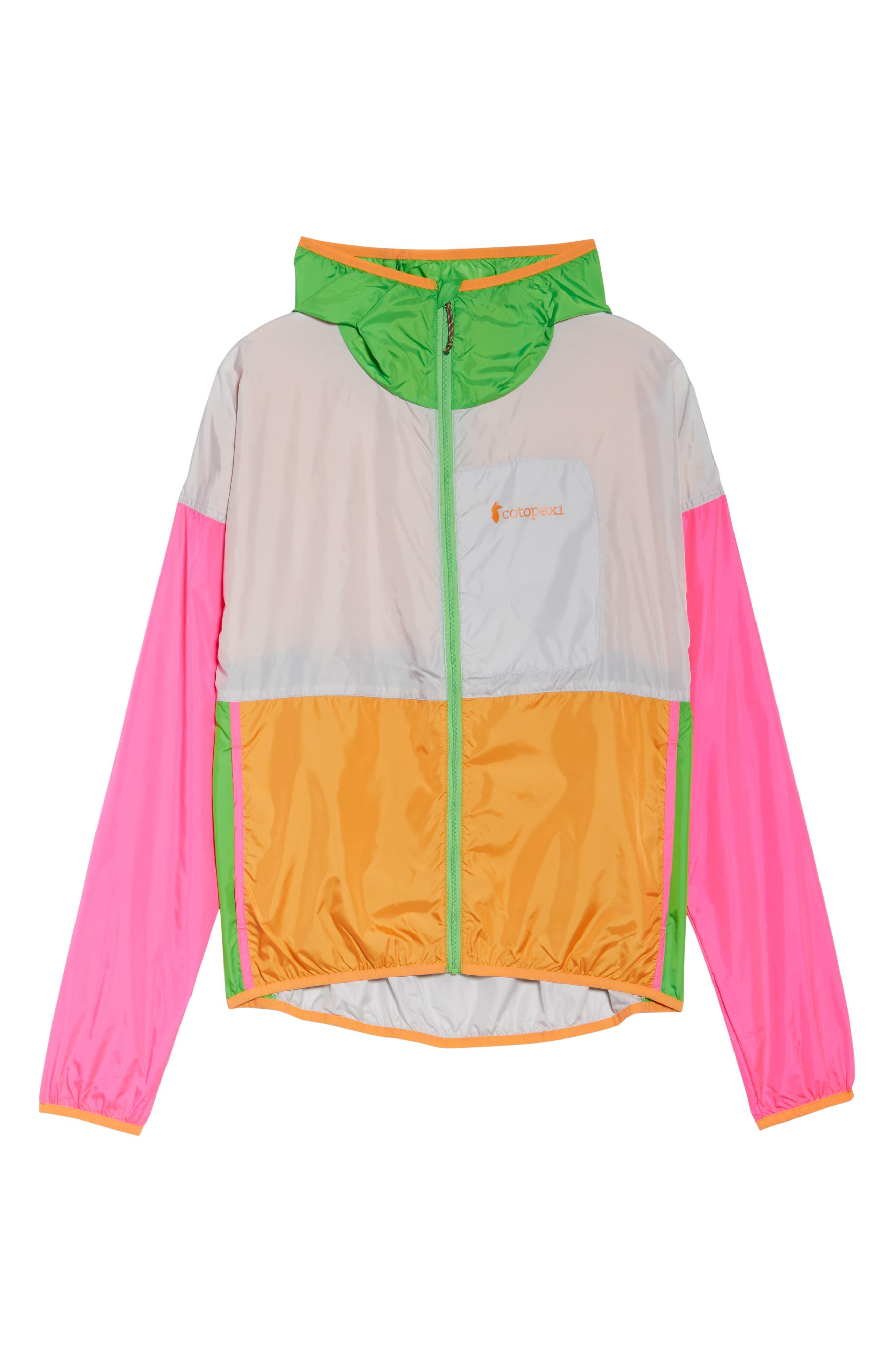 Teca Packable Water Resistant Windbreaker Jacket,                             Alternate thumbnail 29, color,
