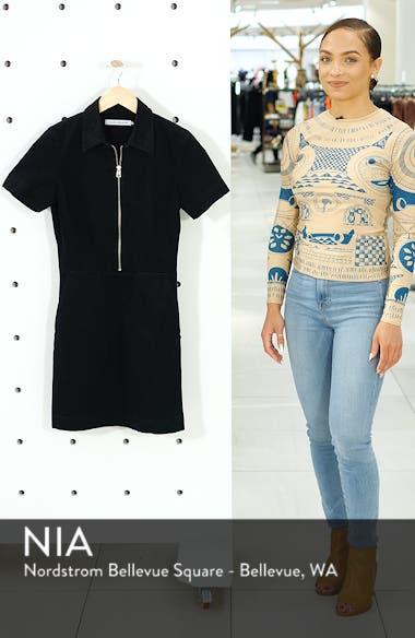 Zip Front Dress, sales video thumbnail