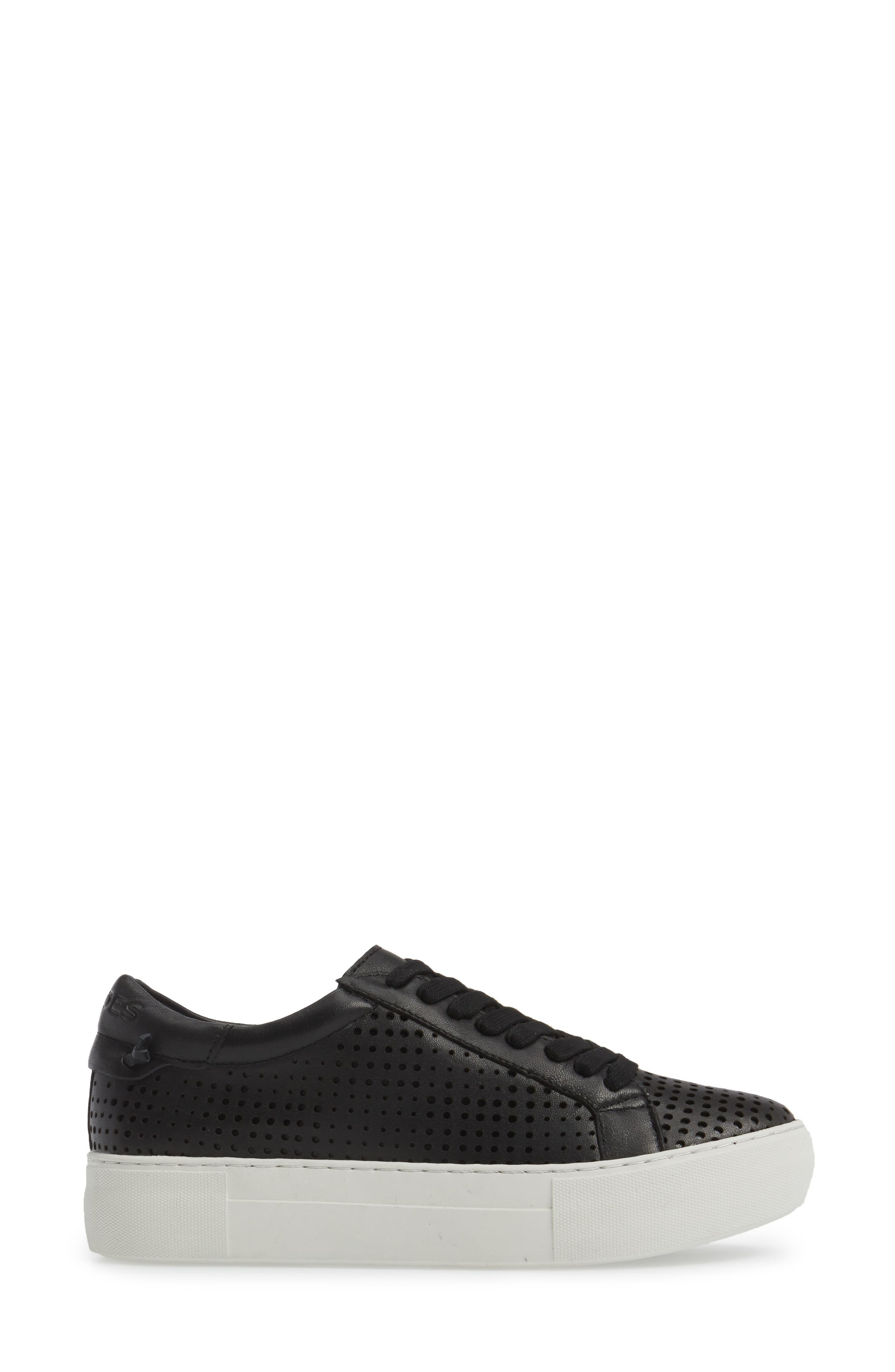 Audrina Platform Sneaker,                             Alternate thumbnail 3, color,                             015