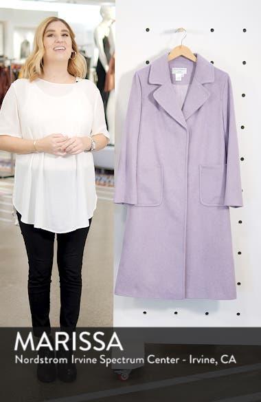 Ruth Knee Length Coat, sales video thumbnail