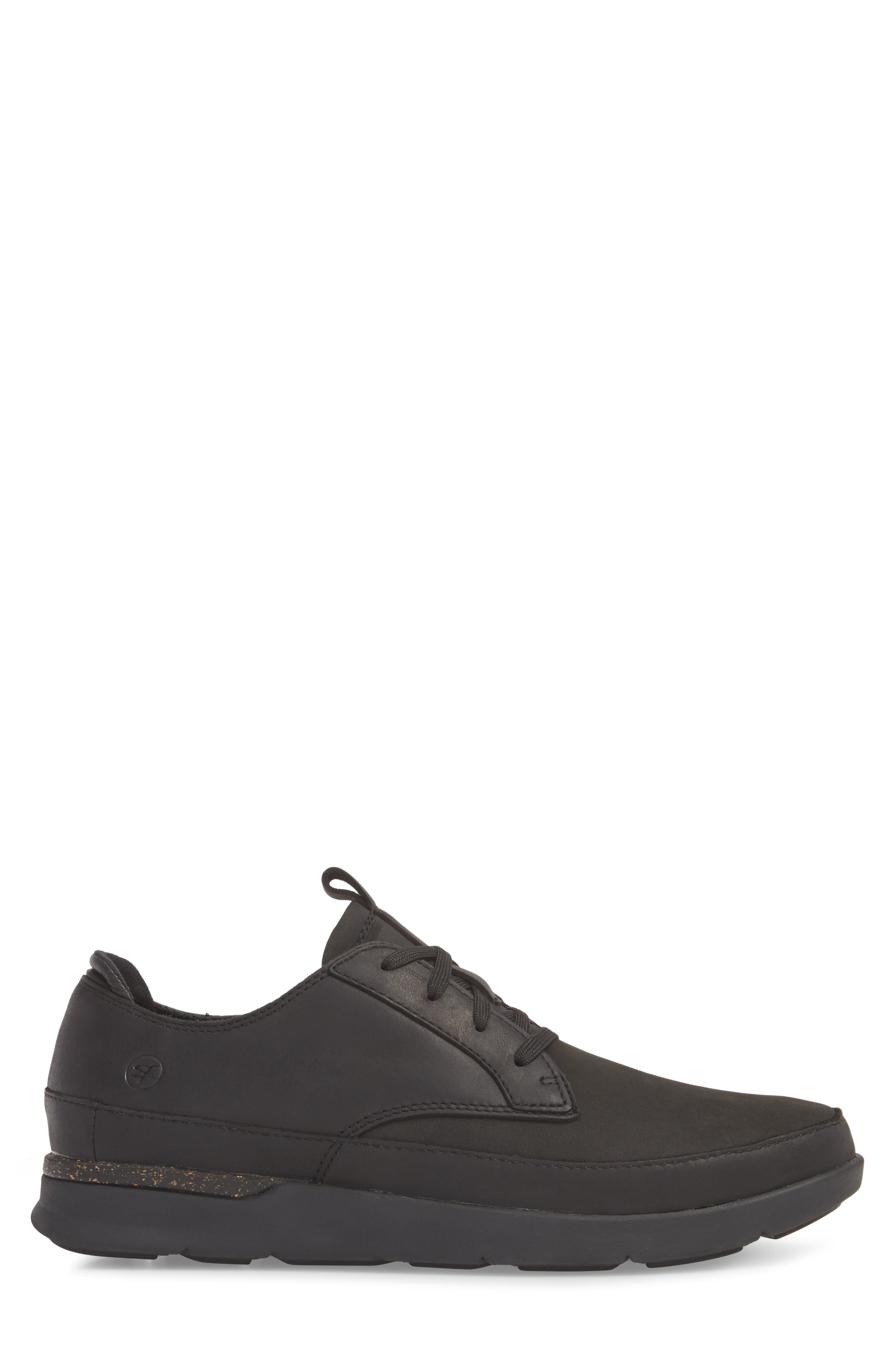 Worldwide Ross Waterproof Sneaker,                             Alternate thumbnail 3, color,                             BLACK