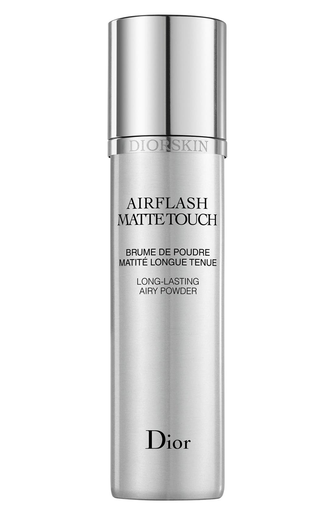 'Airflash - Matte Touch' Long-Lasting Airy Powder Finishing Spray, Main, color, 000