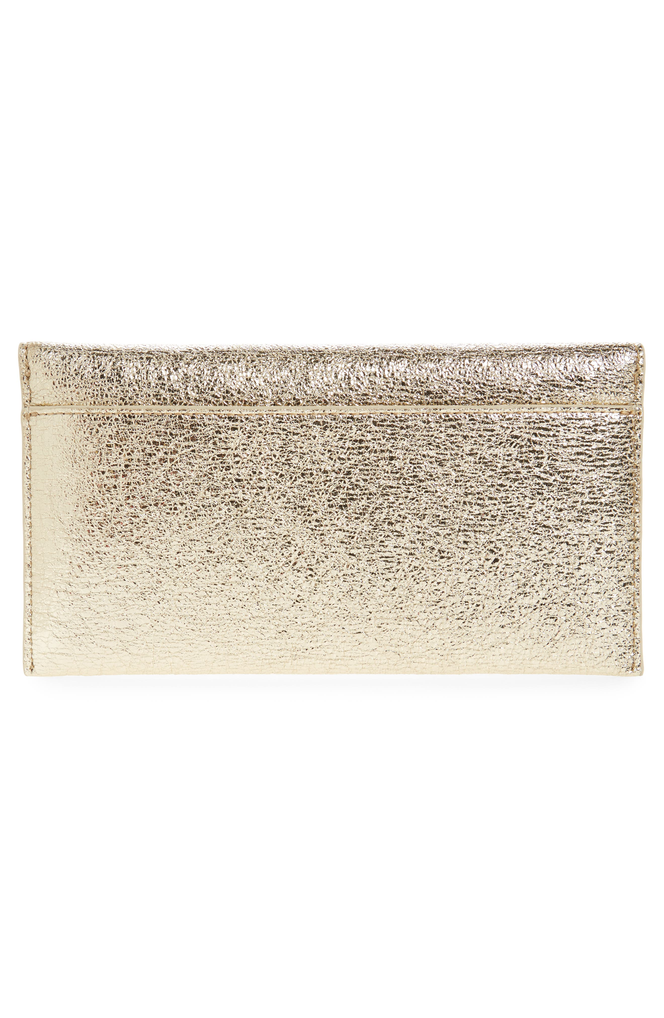 Everything Leather Wallet,                             Alternate thumbnail 6, color,