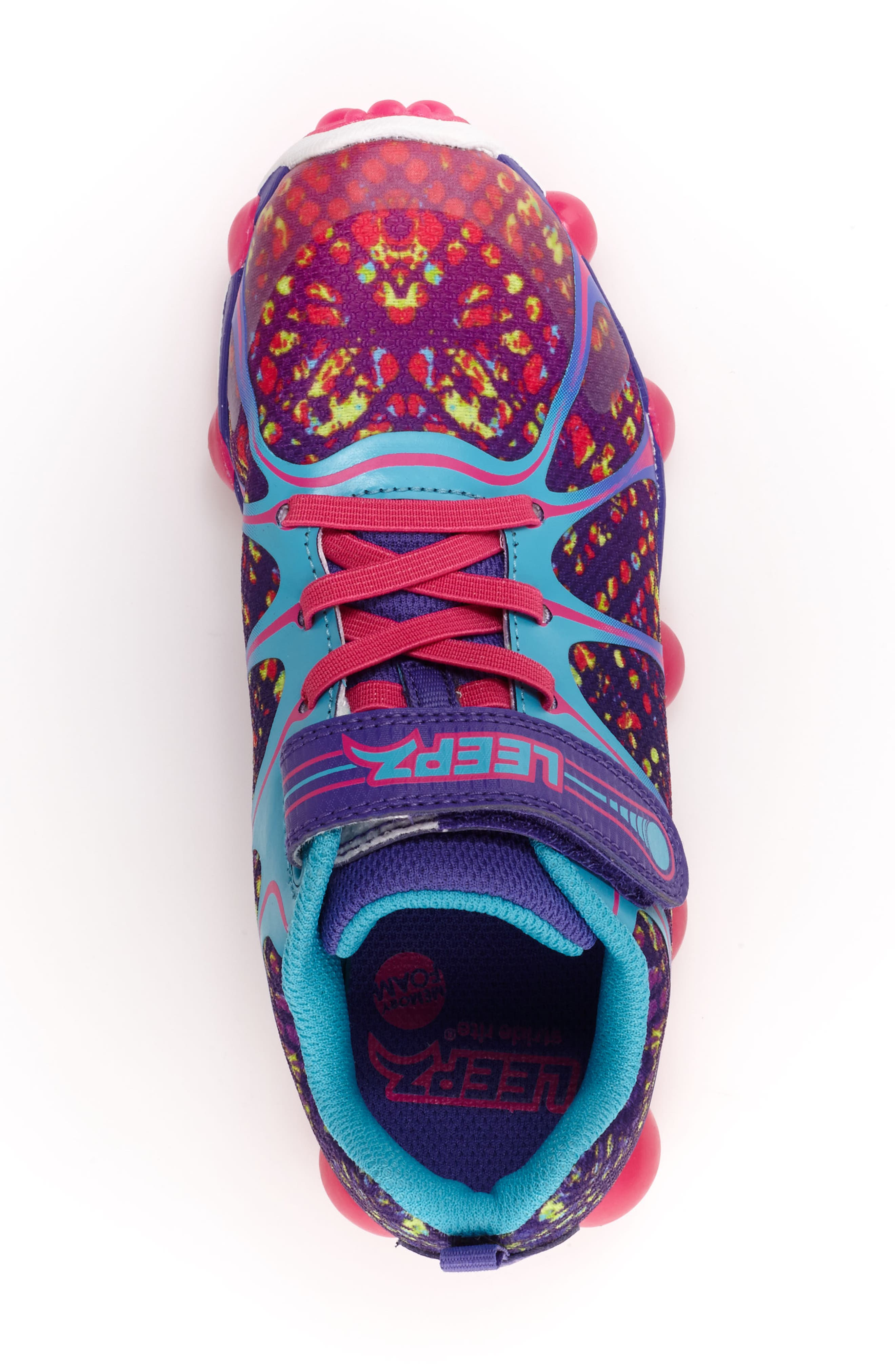 'Leepz' Light-Up Sneaker,                             Alternate thumbnail 5, color,                             540