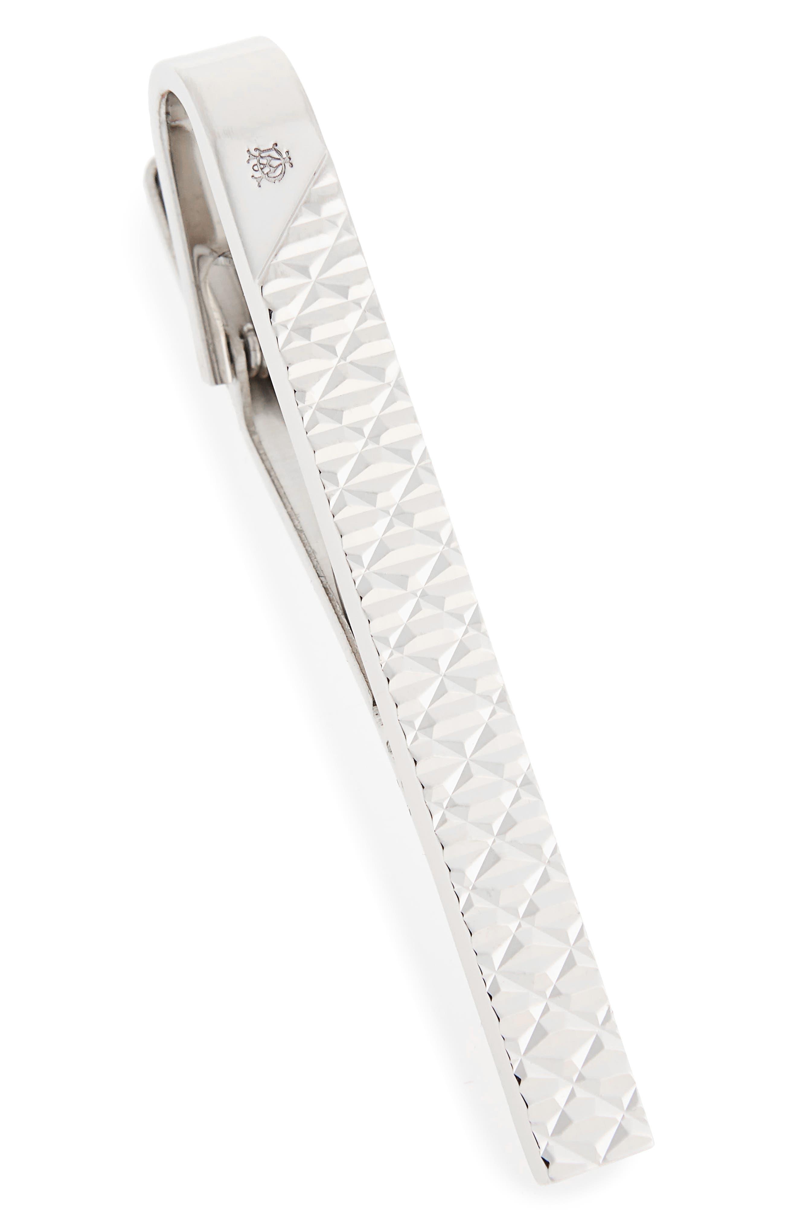 DUNHILL Modernist Tie Bar, Main, color, 040