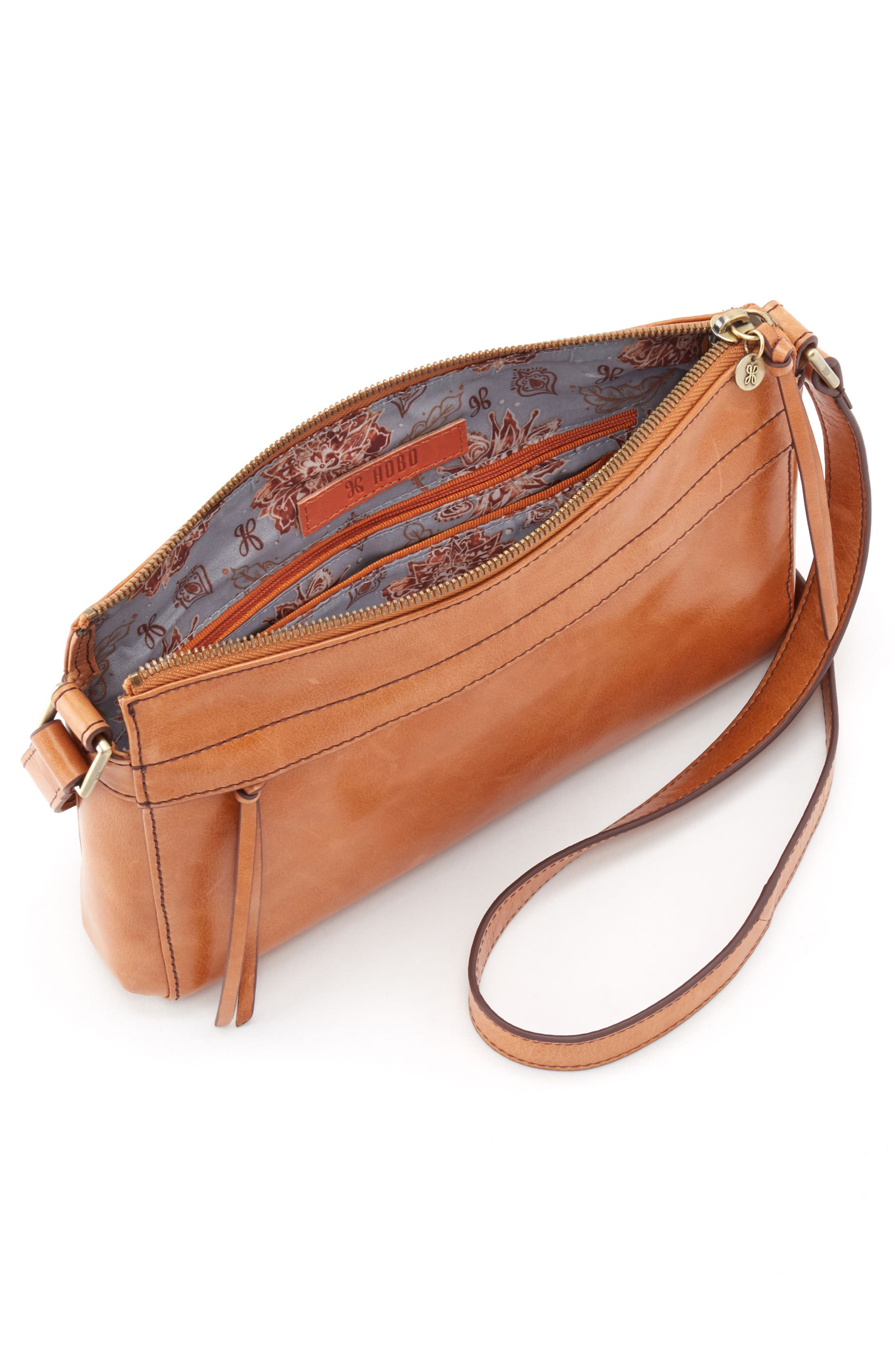 Tobey Leather Crossbody Bag,                             Alternate thumbnail 19, color,