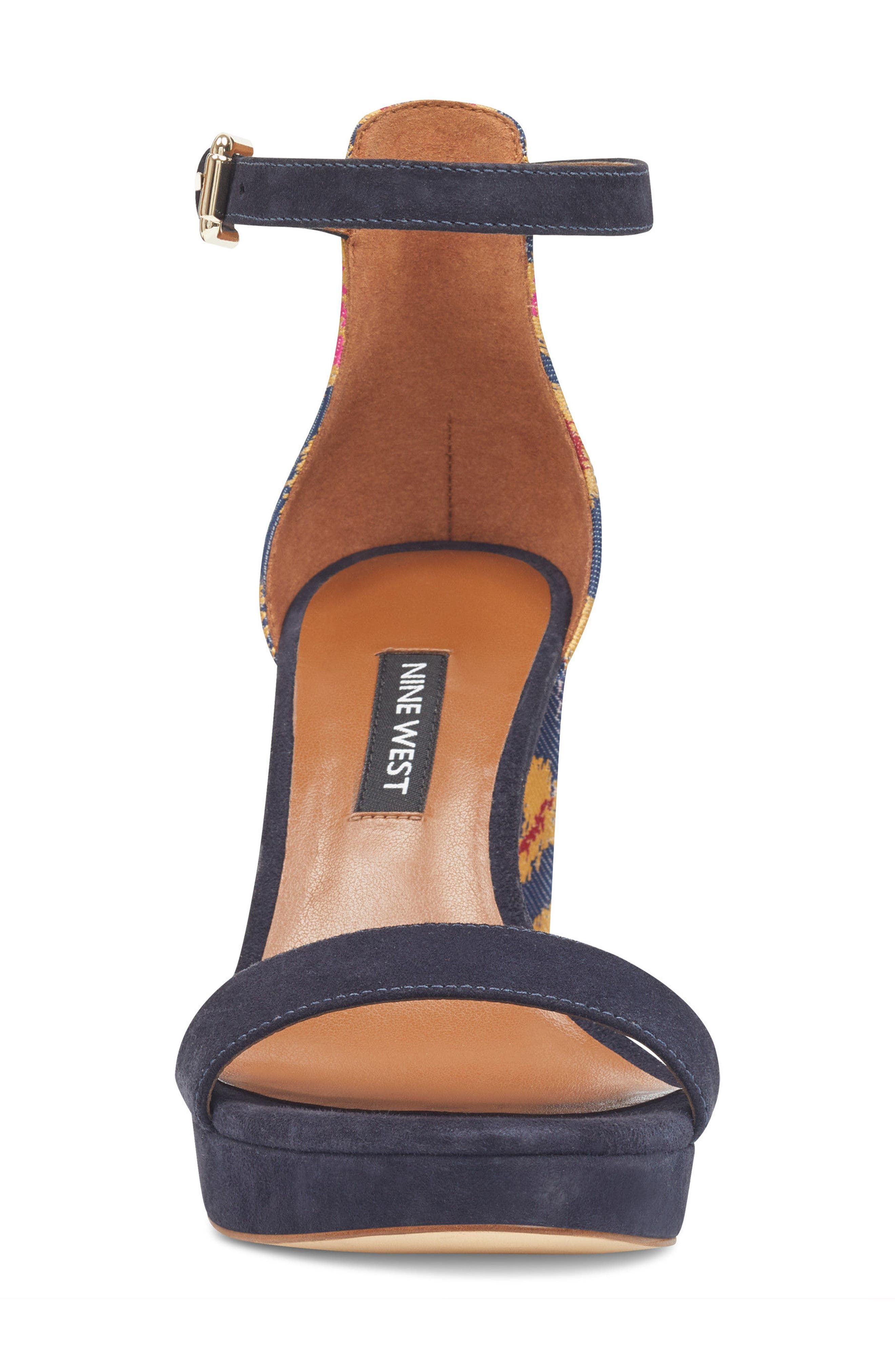 Dempsey Platform Sandal,                             Alternate thumbnail 4, color,                             411