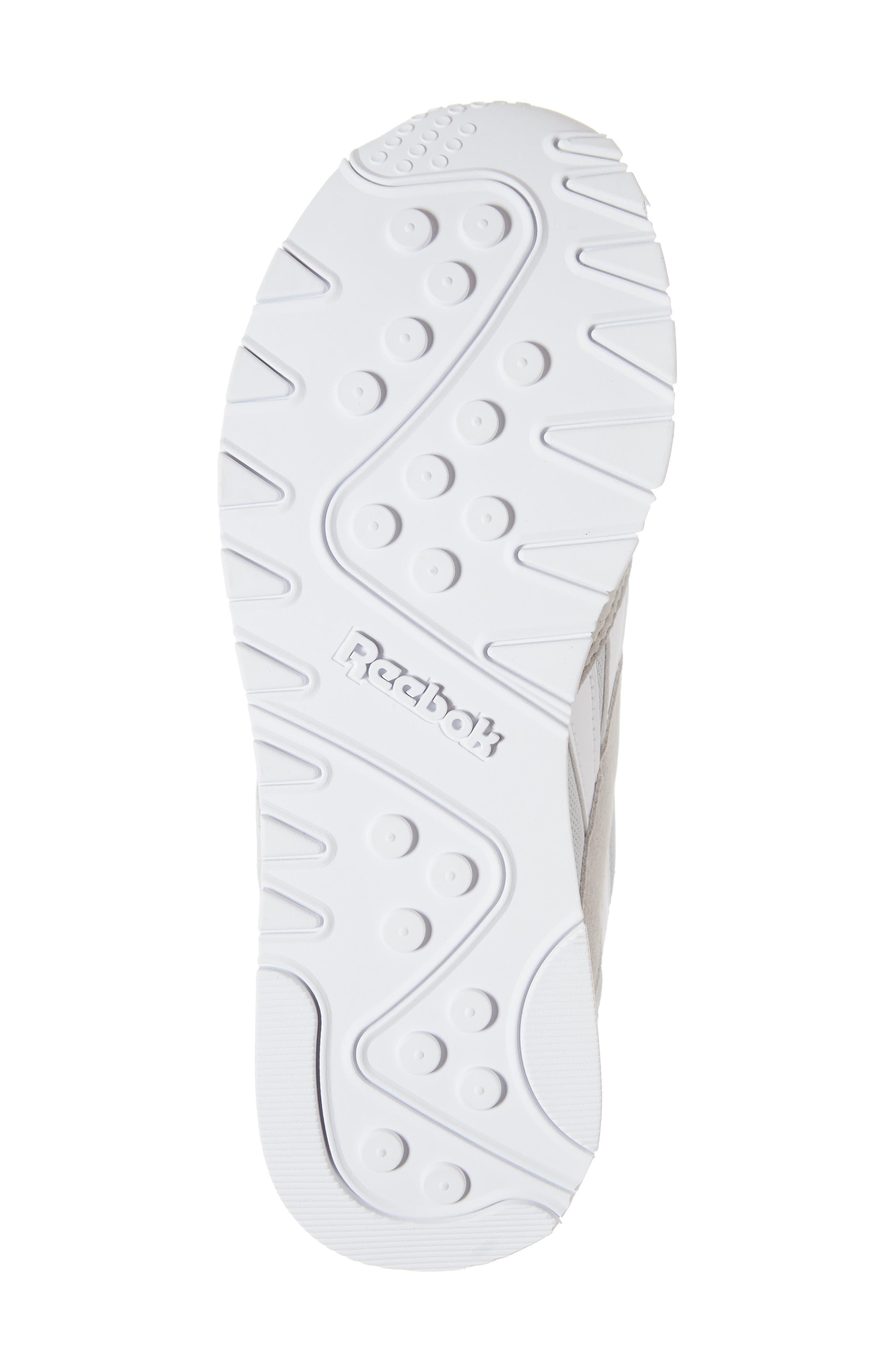 Classic Nylon TXT Sneaker,                             Alternate thumbnail 6, color,                             GREY/ NEON CHERRY/ PURPLE