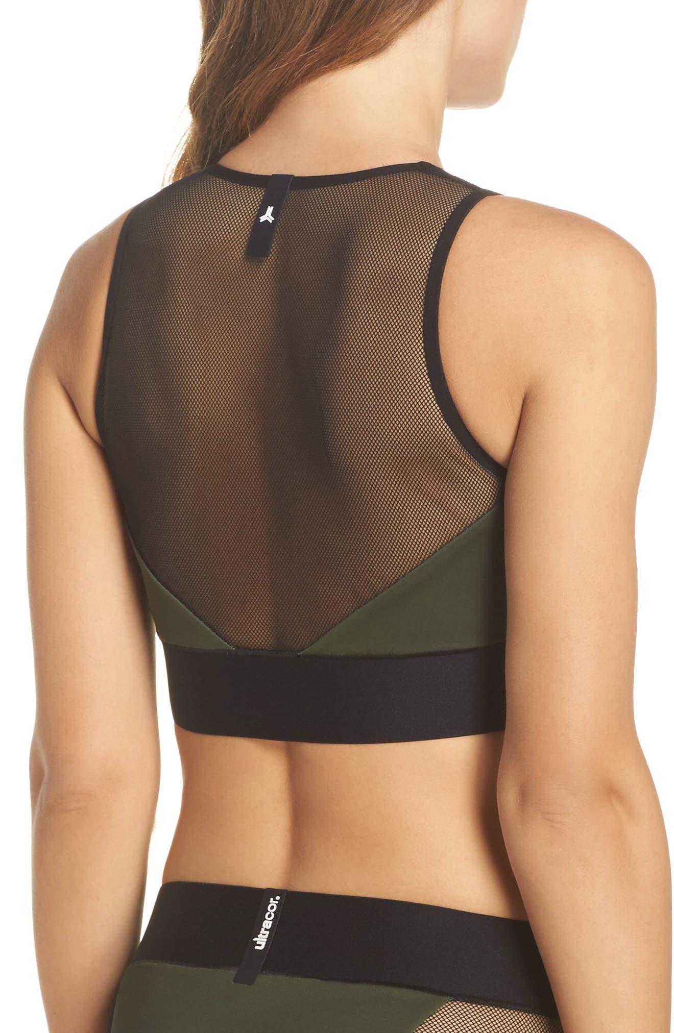 Adrift Sport Mesh Bikini Top,                             Alternate thumbnail 2, color,                             300