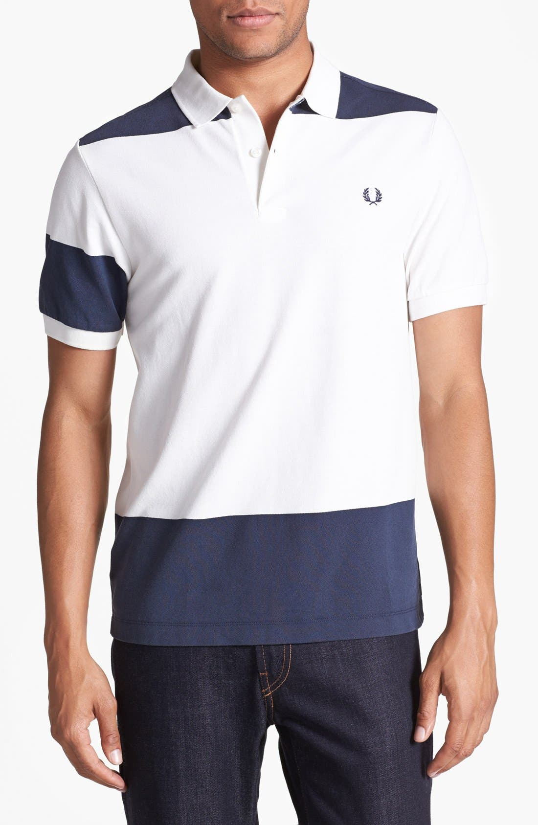FRED PERRY,                             Polo,                             Main thumbnail 1, color,                             129