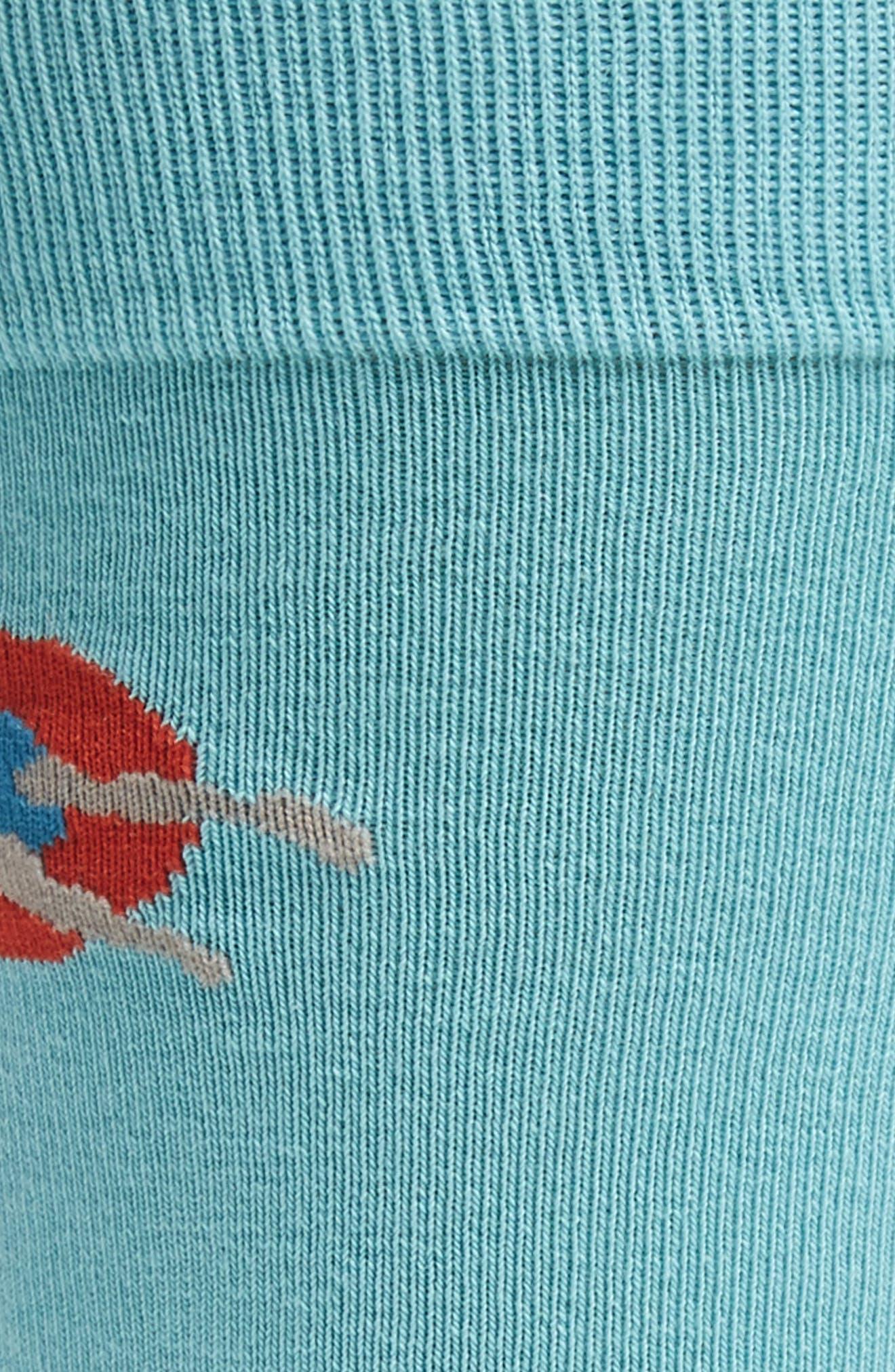 Lunchbreak Socks,                             Alternate thumbnail 2, color,                             420