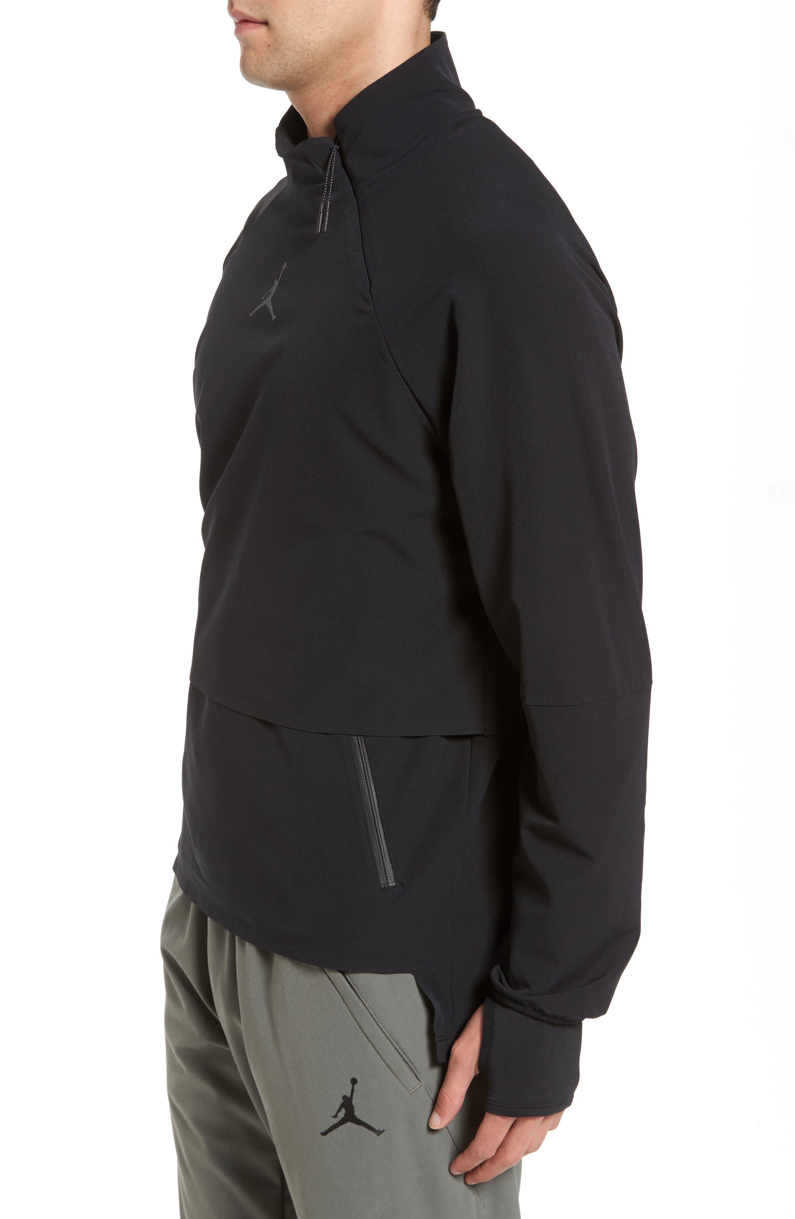 Nike Jordan 23 Tech Shield Jacket,                             Alternate thumbnail 3, color,                             010