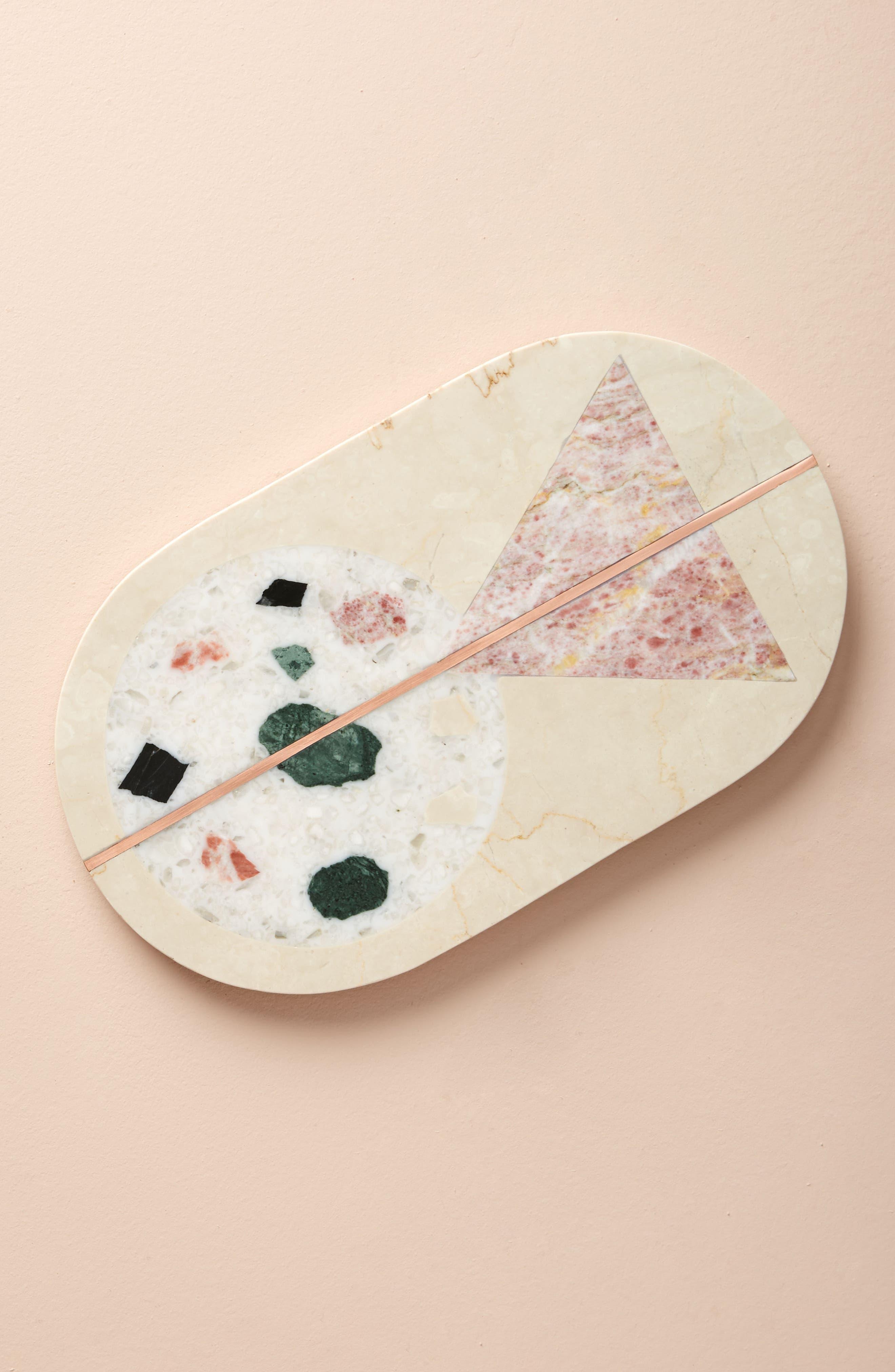 Barbaza Marble Cheese Board,                         Main,                         color, 901