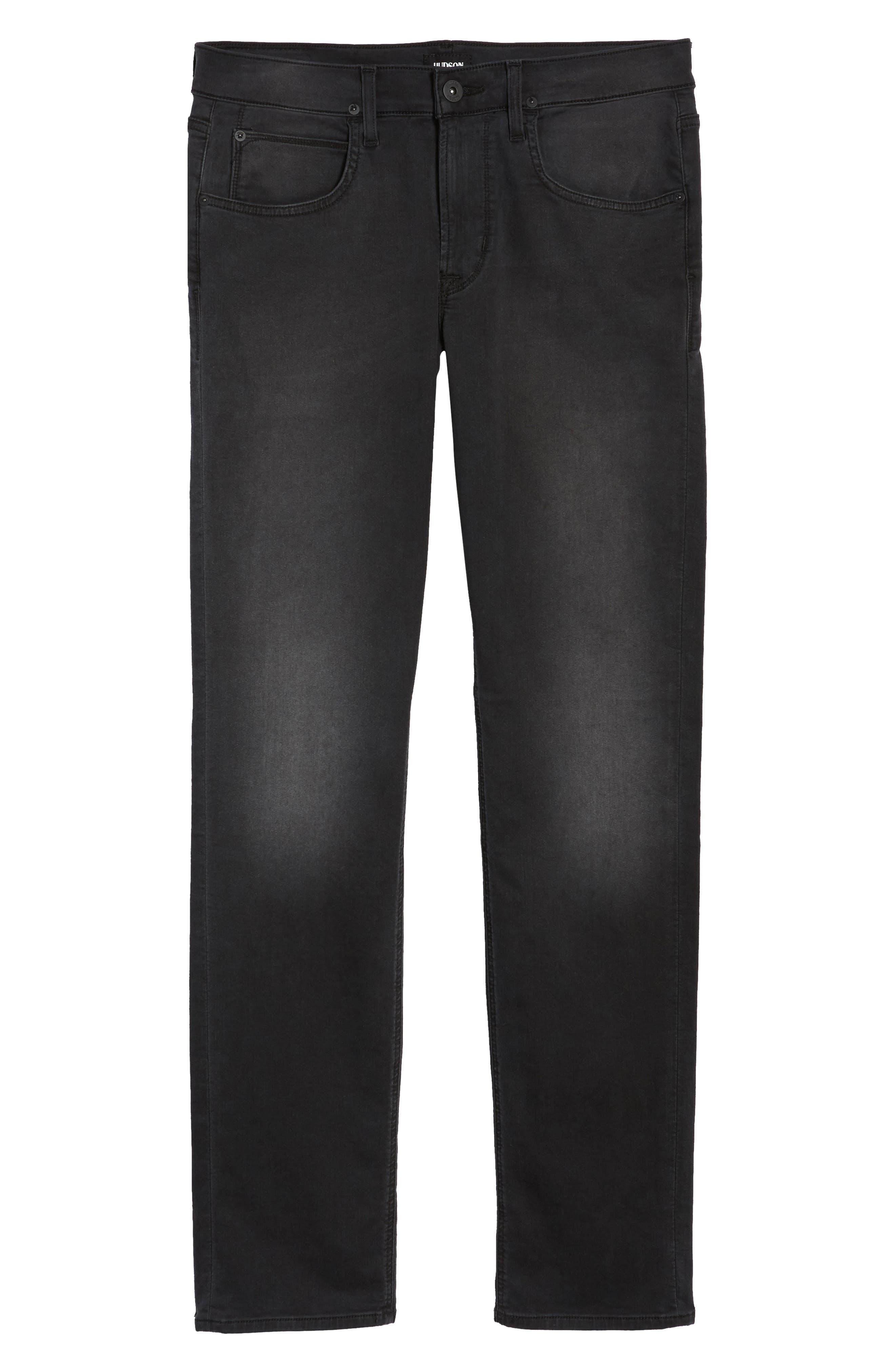 Blake Slim Fit Jeans,                             Alternate thumbnail 6, color,                             001