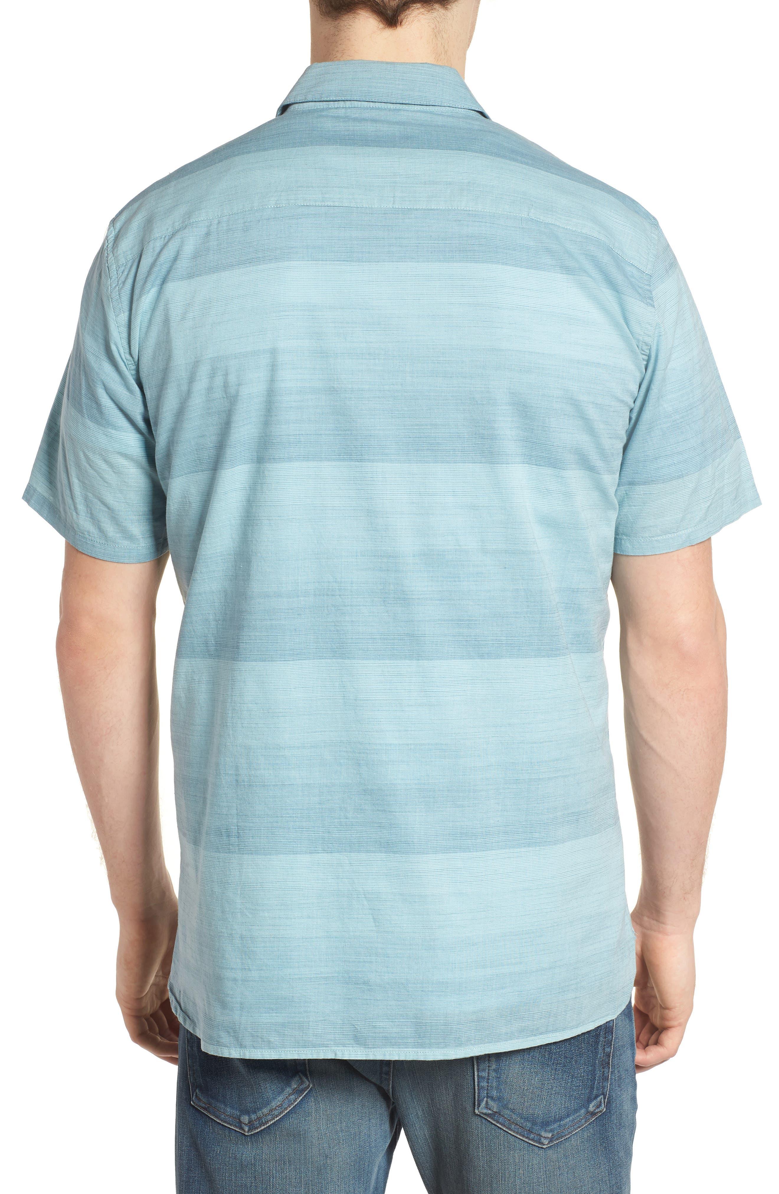 Morris Shirt,                             Alternate thumbnail 2, color,                             NOISE AQUA