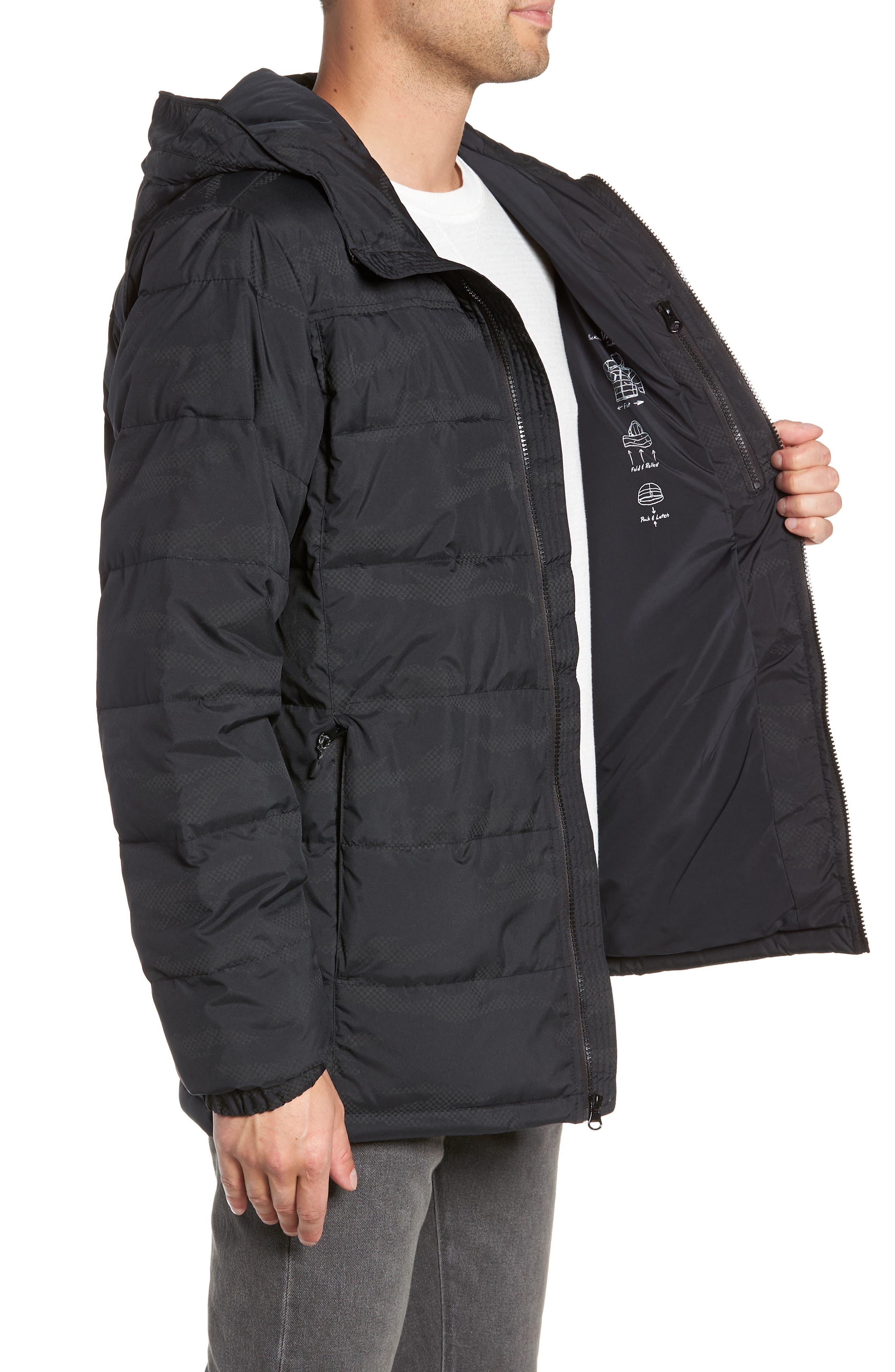 Woodcrest MTE Jacket,                             Alternate thumbnail 3, color,                             BLACK REFLECTIVE